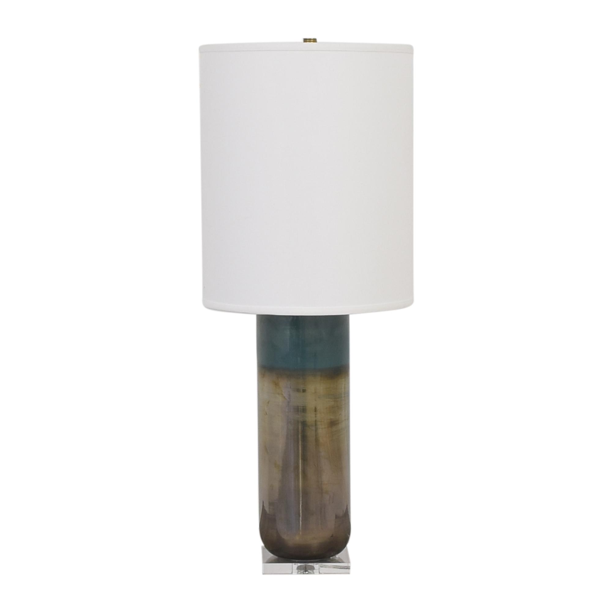 shop Z Gallerie Orin Table Lamp Z Gallerie Decor
