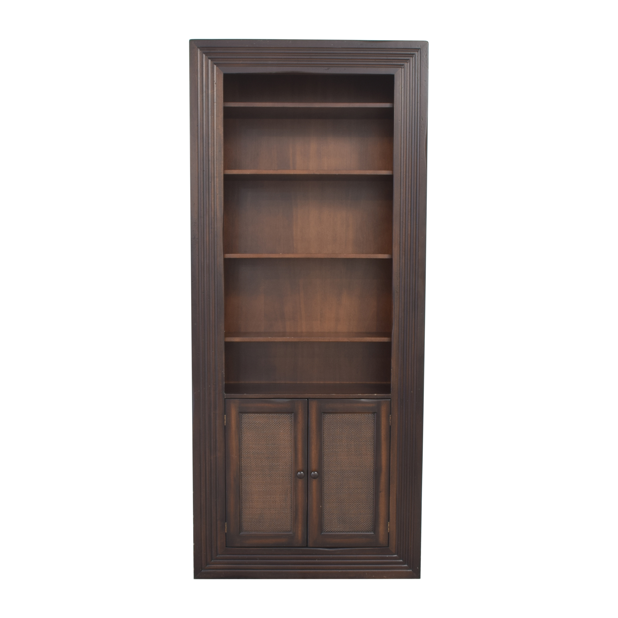 Bloomingdale's Bloomingdale's Barbados Shelf and Cabinet Bookcase Bookcases & Shelving