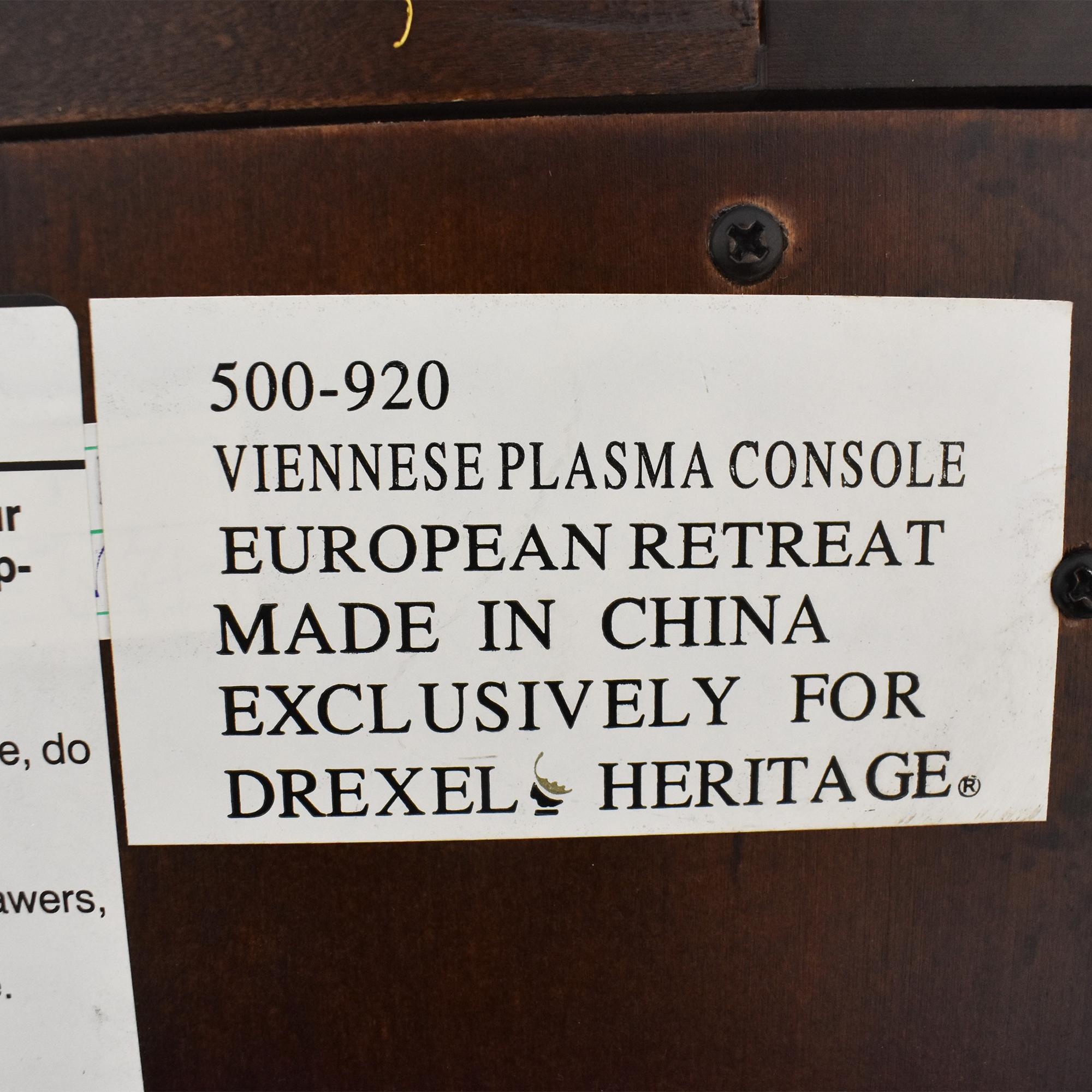 Drexel Heritage Media Console sale
