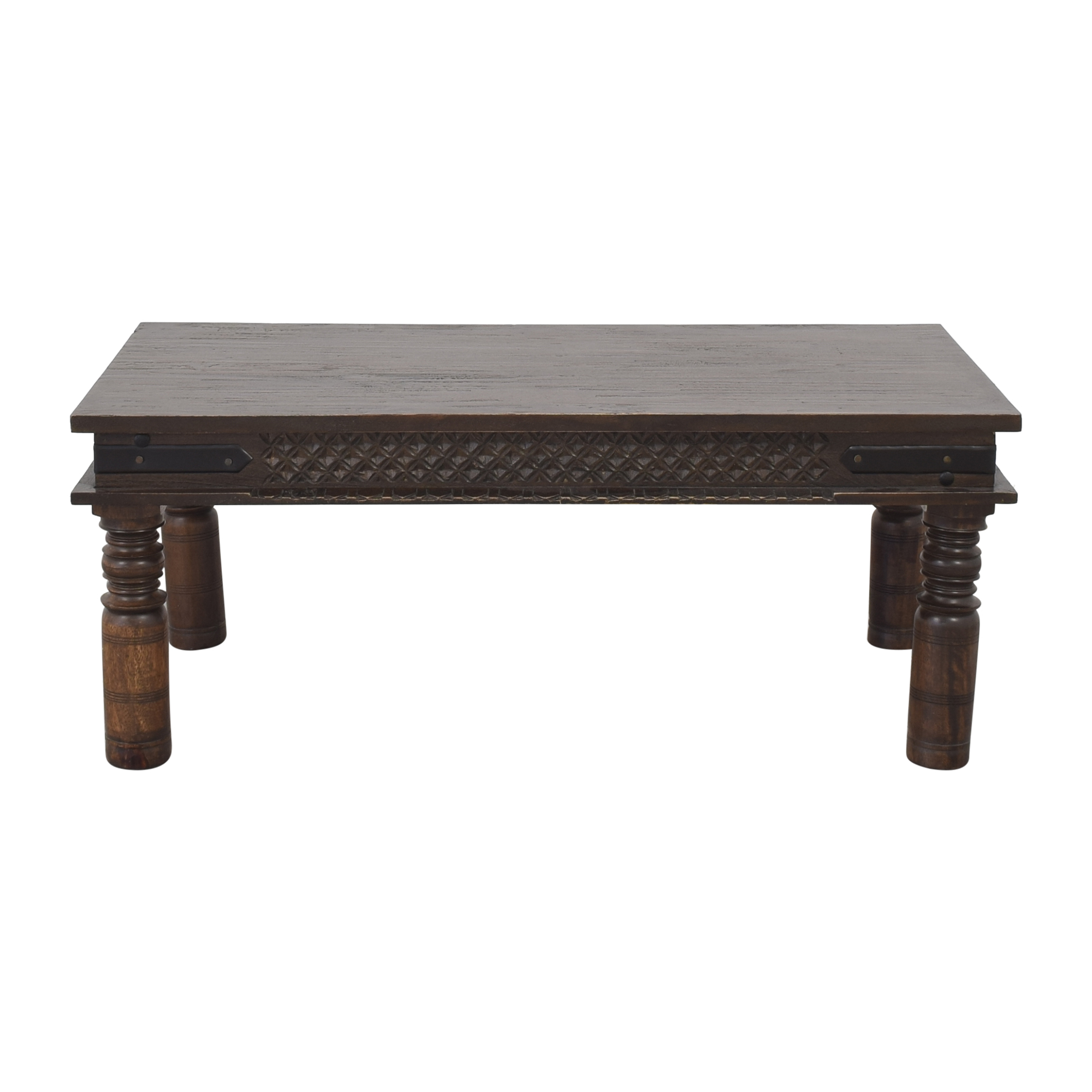 Pottery Barn Pottery Barn Turned Leg Coffee Table