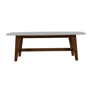 Faux Marble Coffee Table for sale