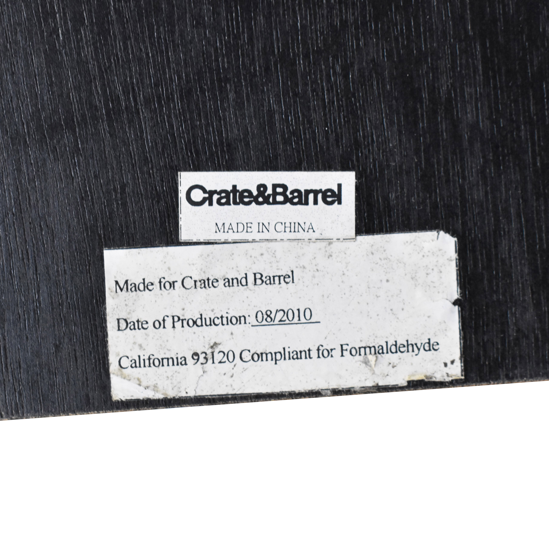 Crate & Barrel Crate & Barrel Triad Small Sideboard Storage