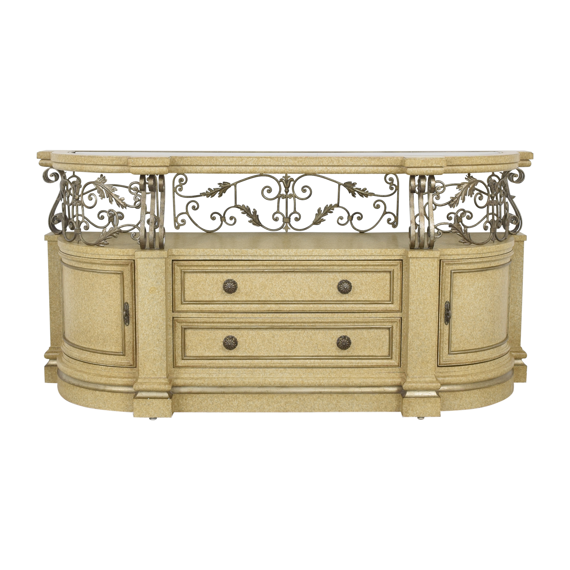Marge Carson Marge Carson Marbella Sideboard discount