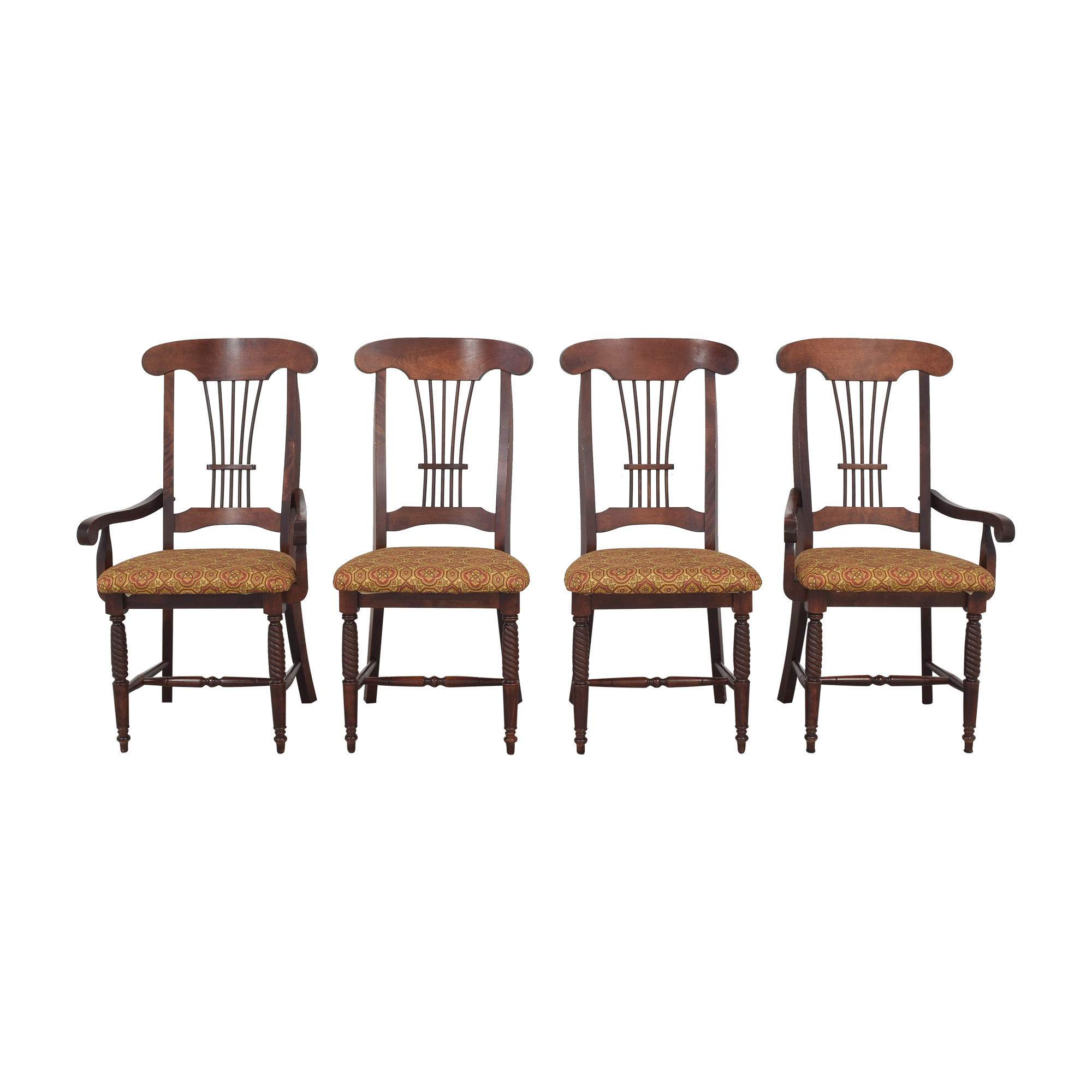 buy Canadel Upholstered Seat Dining Chairs Canadel Chairs
