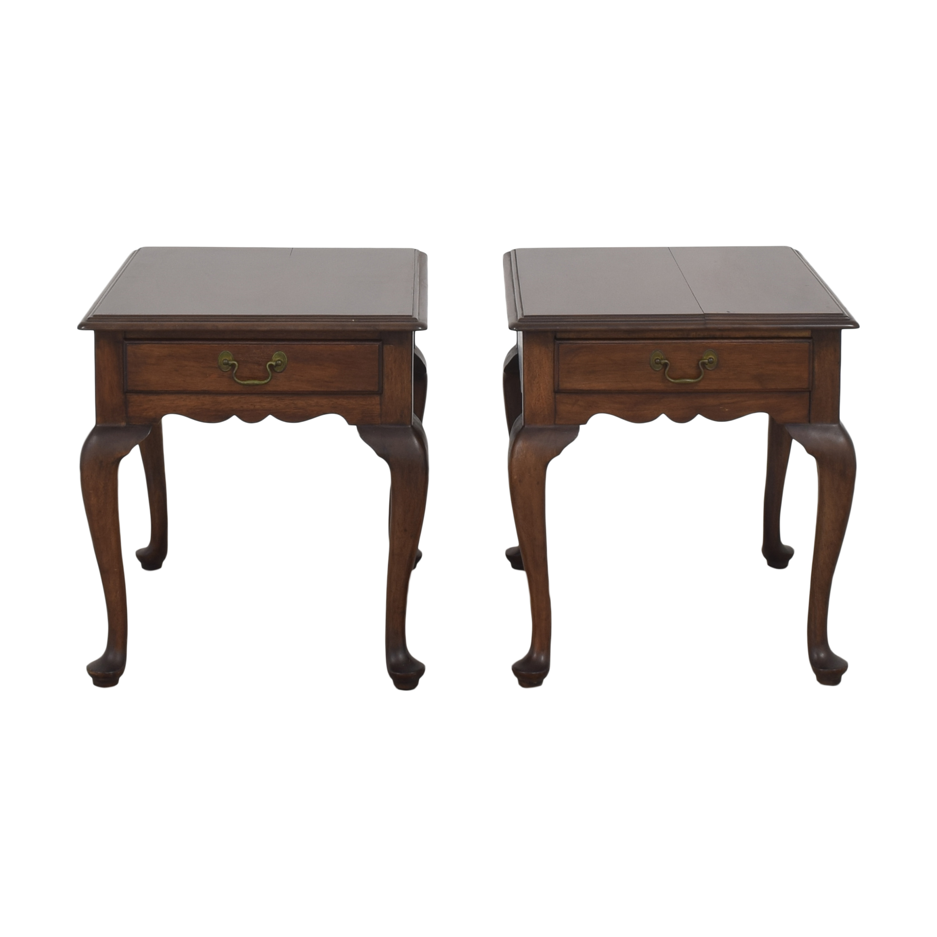 shop Henkel Harris Queen Ann End Tables Henkel Harris End Tables
