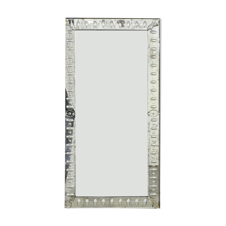 Venetian Style Framed Mirror discount