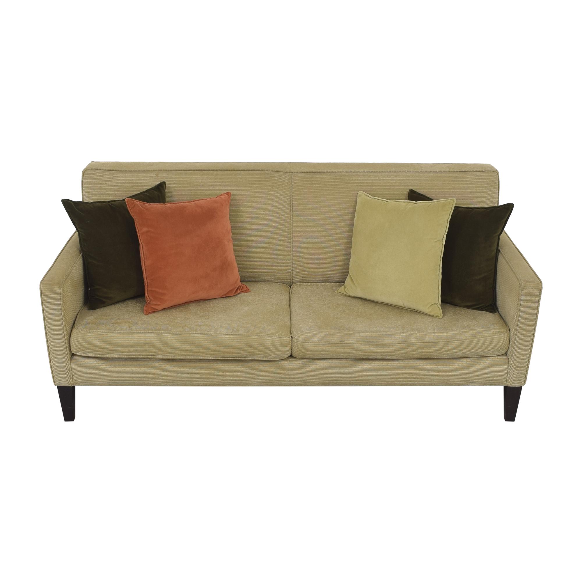 Crate & Barrel Crate & Barrel Sofa on sale