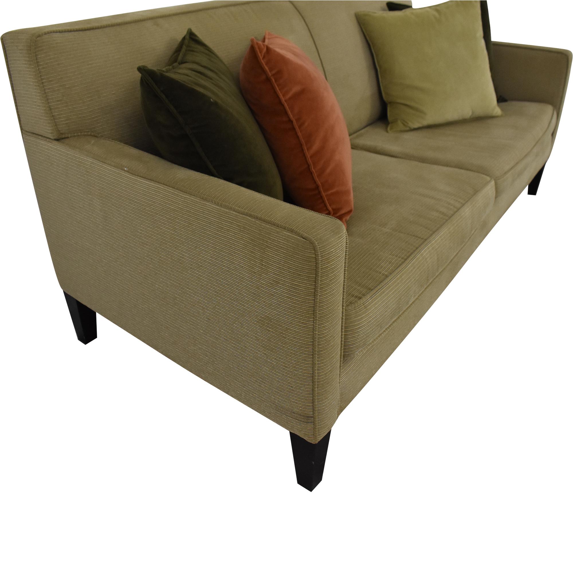 Crate & Barrel Crate & Barrel Sofa discount