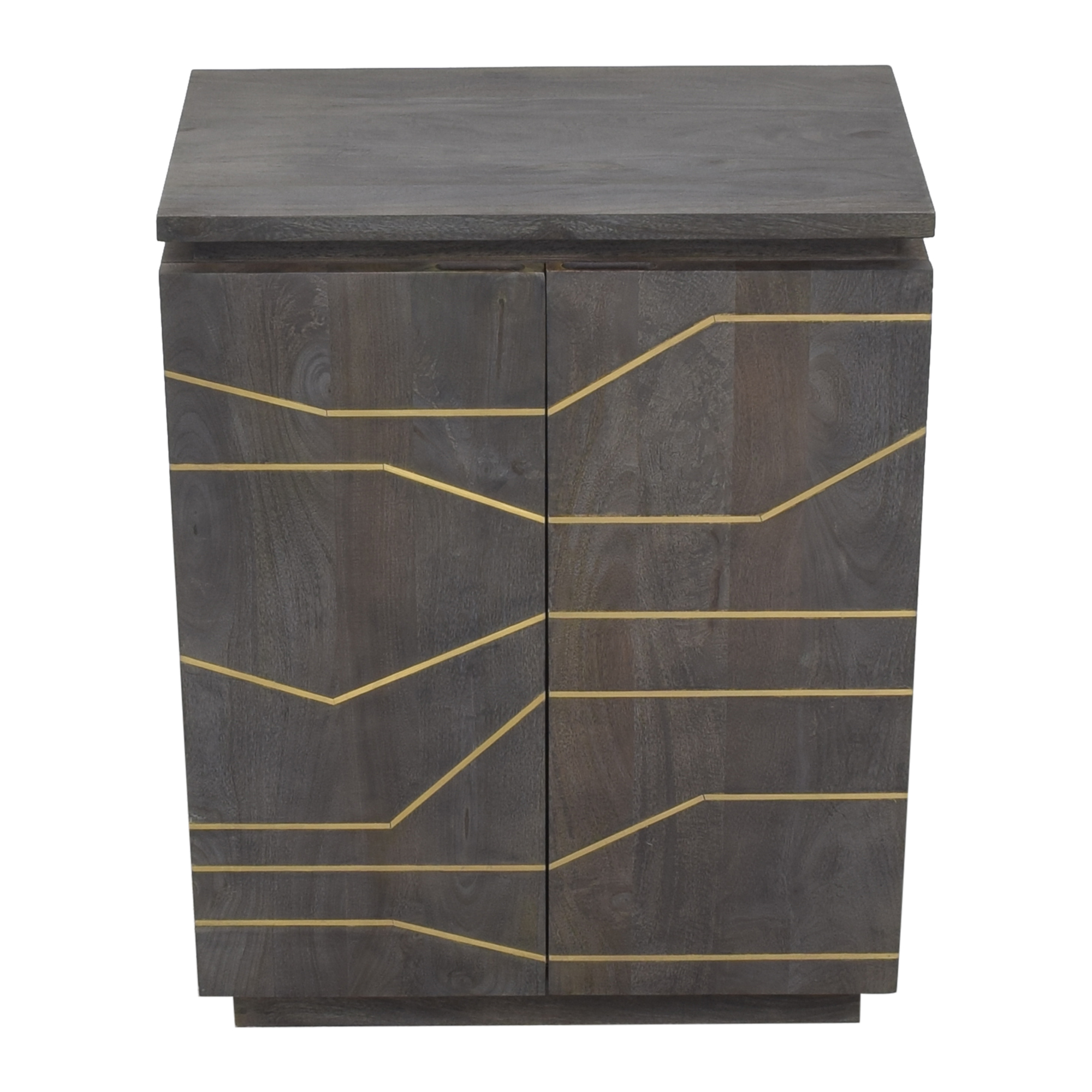 CB2 CB2 Two Door Cabinet ma