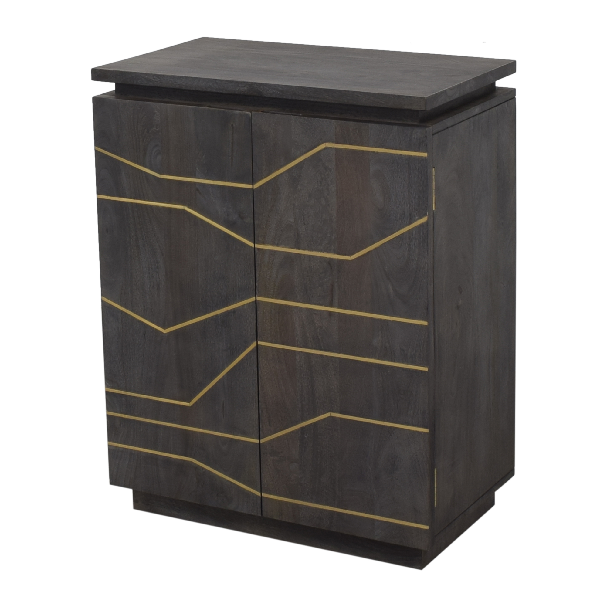 CB2 CB2 Two Door Cabinet Cabinets & Sideboards