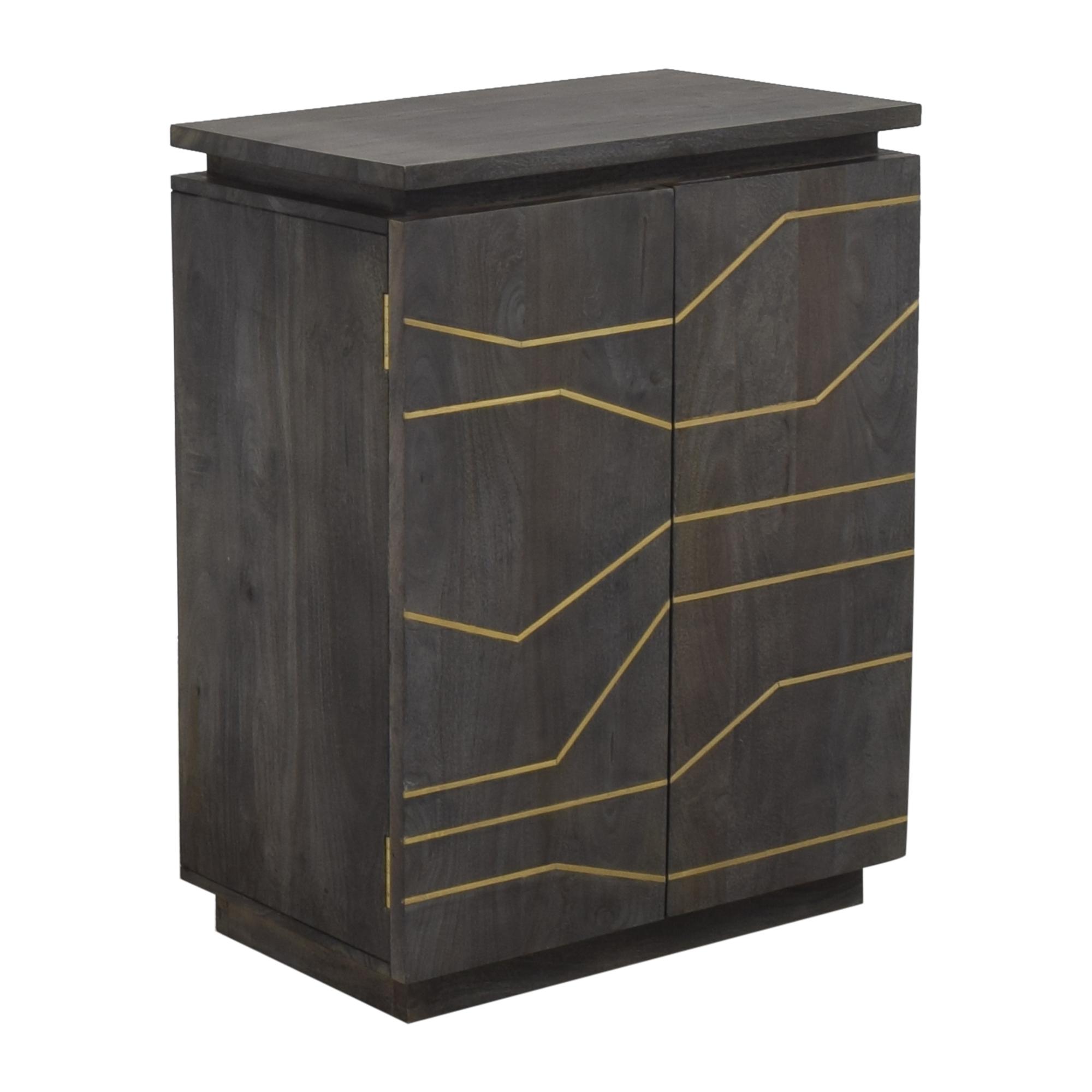 buy CB2 CB2 Two Door Cabinet online