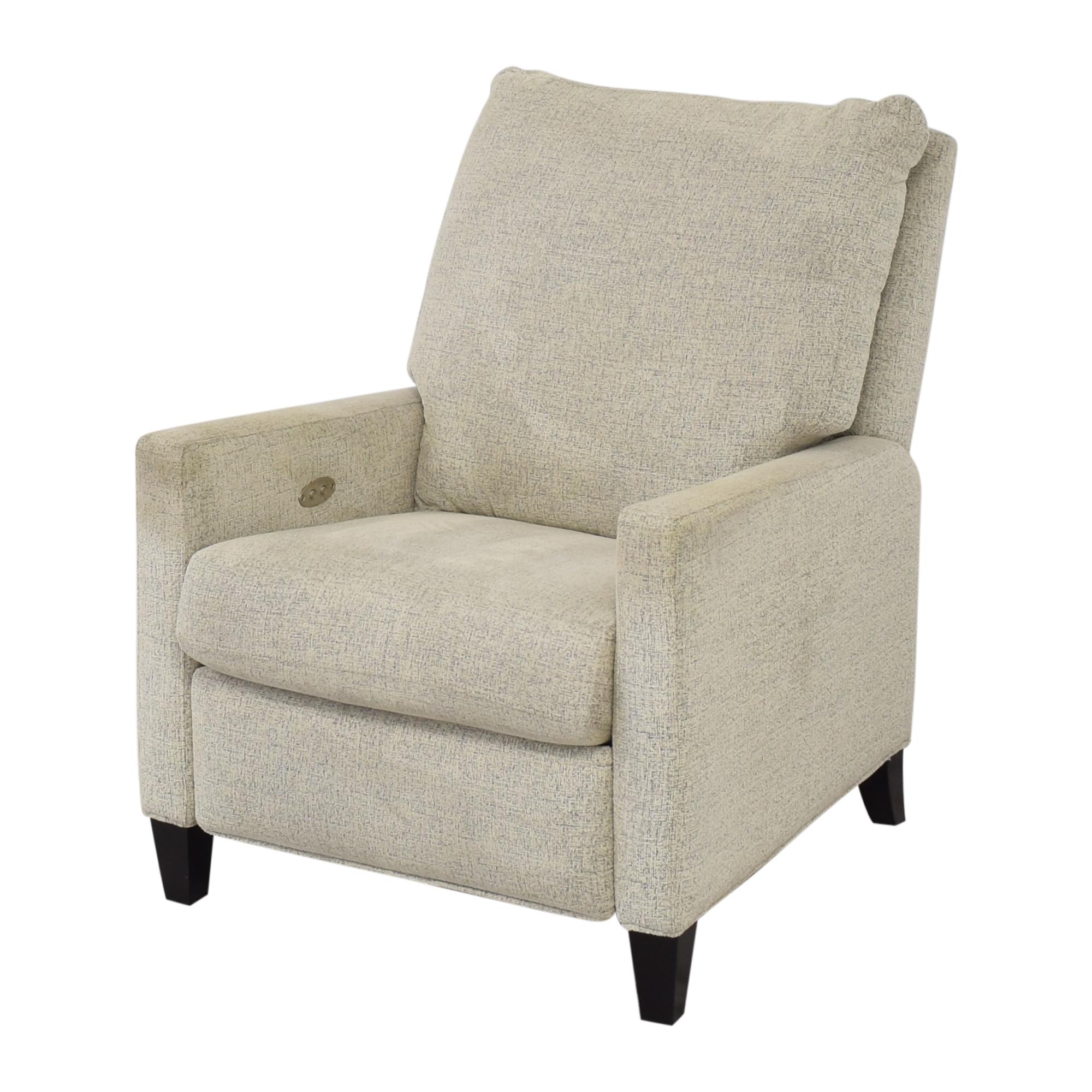 Bloomingdale's Sophie Power-Recliner Chair Bloomingdale's