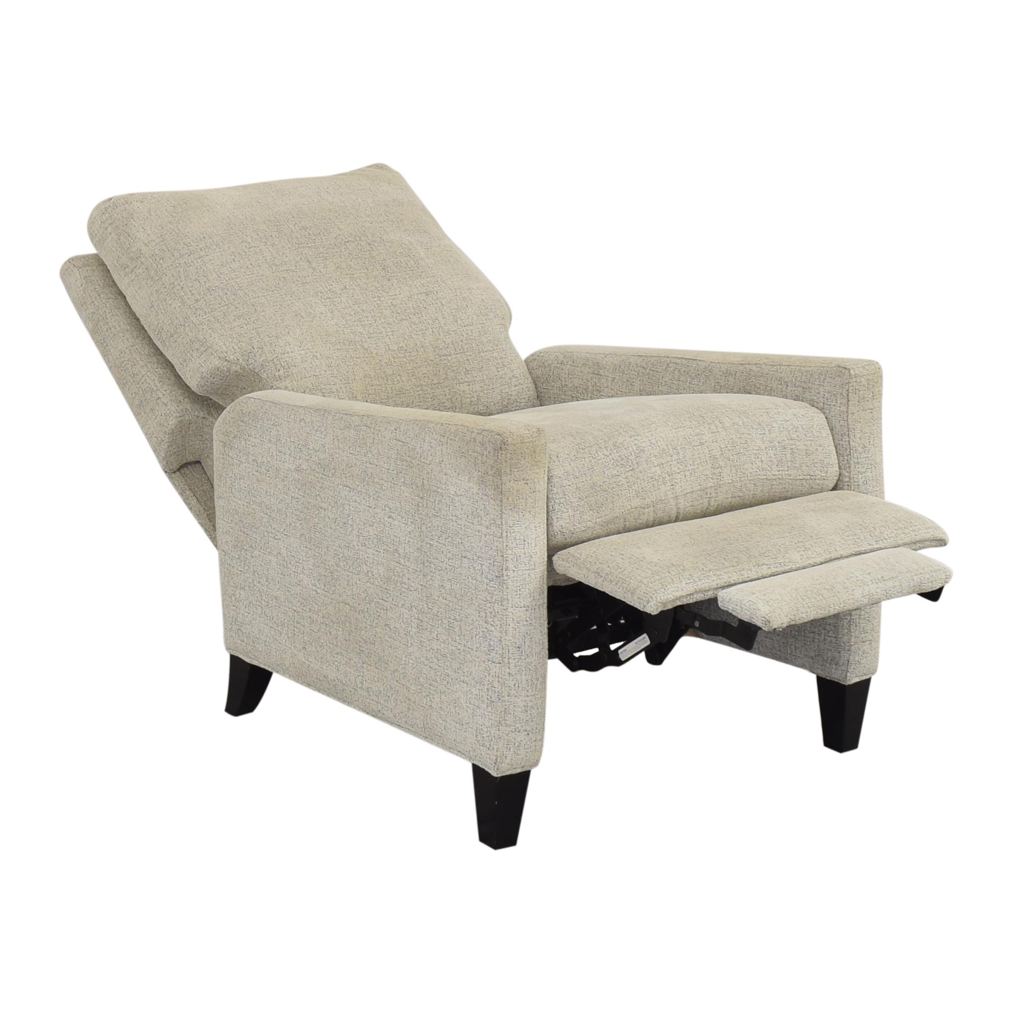 Bloomingdale's Bloomingdale's Sophie Power-Recliner Chair nj