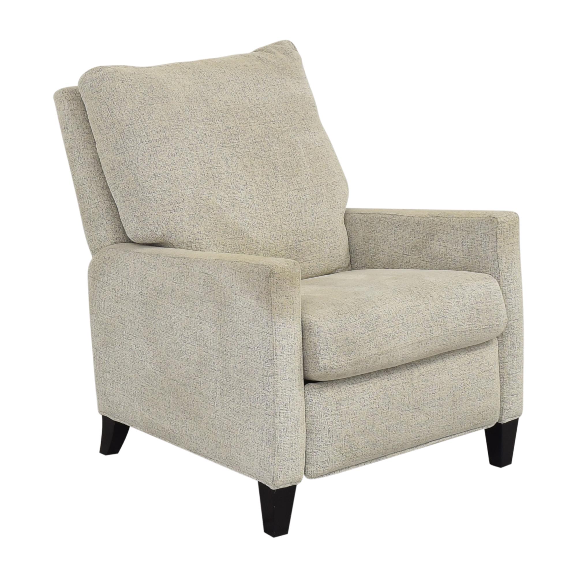 Bloomingdale's Sophie Power-Recliner Chair / Chairs