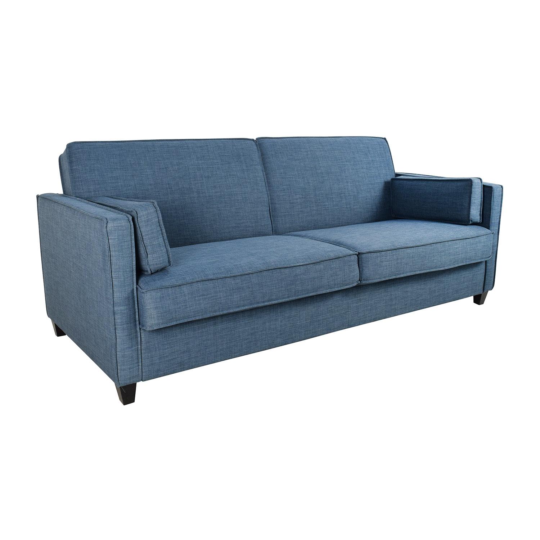 Convertible Sofa Bed Miami: Storage Futon