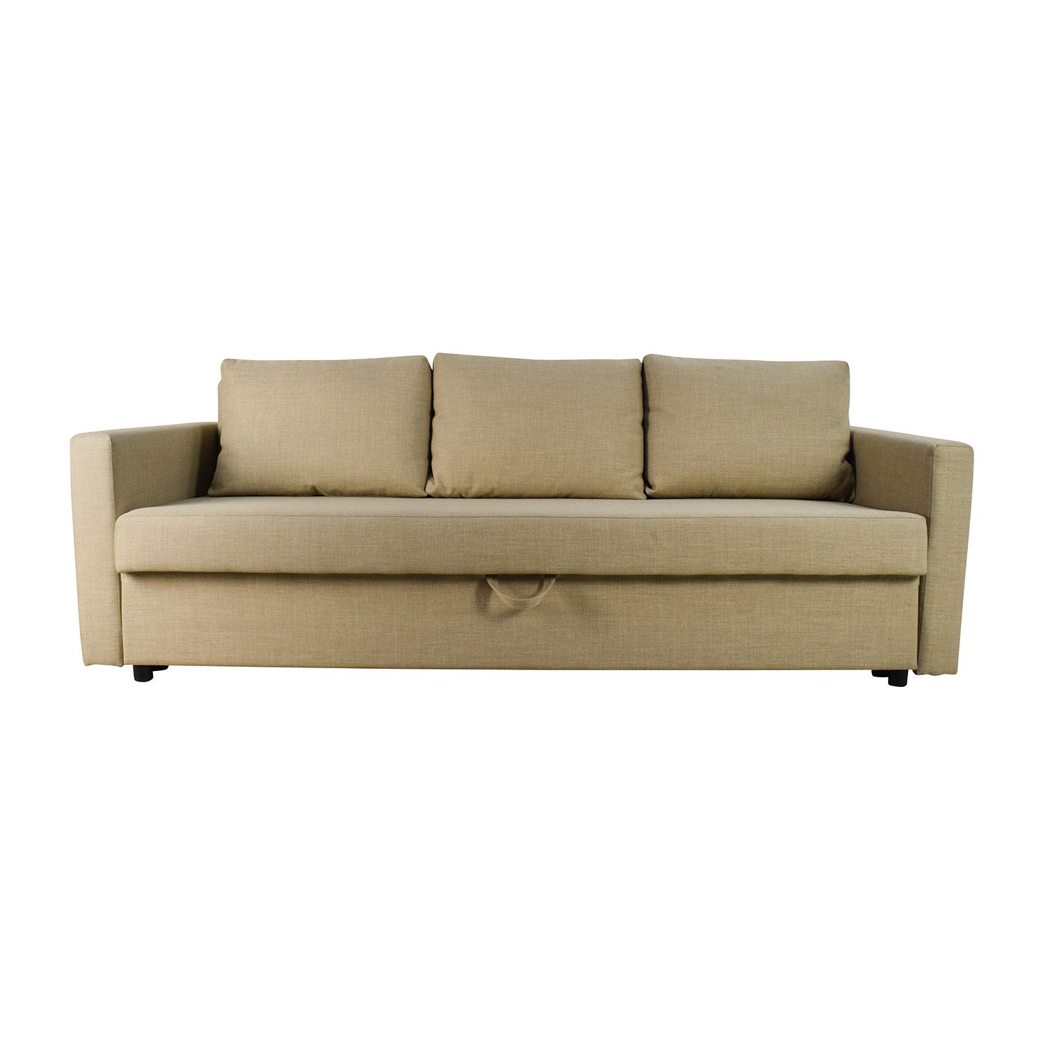 62 Off Ikea Friheten Sleeper Sofa With Storage Sofas