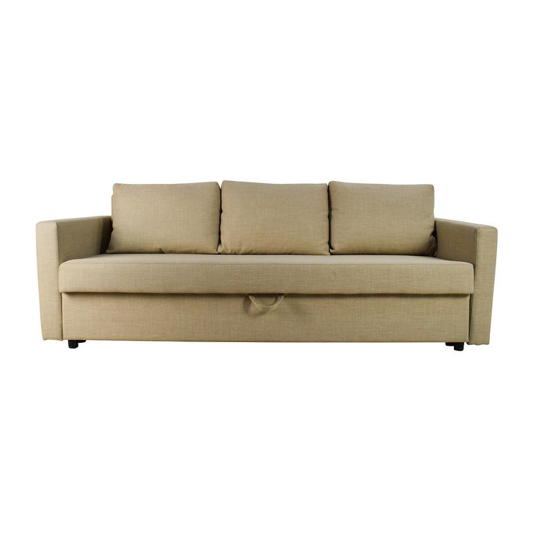 IKEA FRIHETEN Sleeper Sofa with Storage