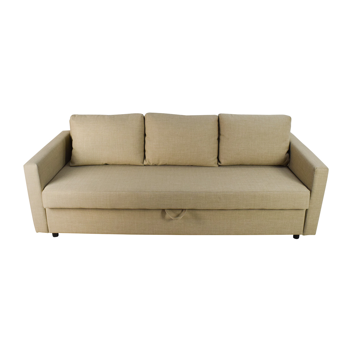 shop IKEA FRIHETEN Sleeper Sofa with Storage Sofas