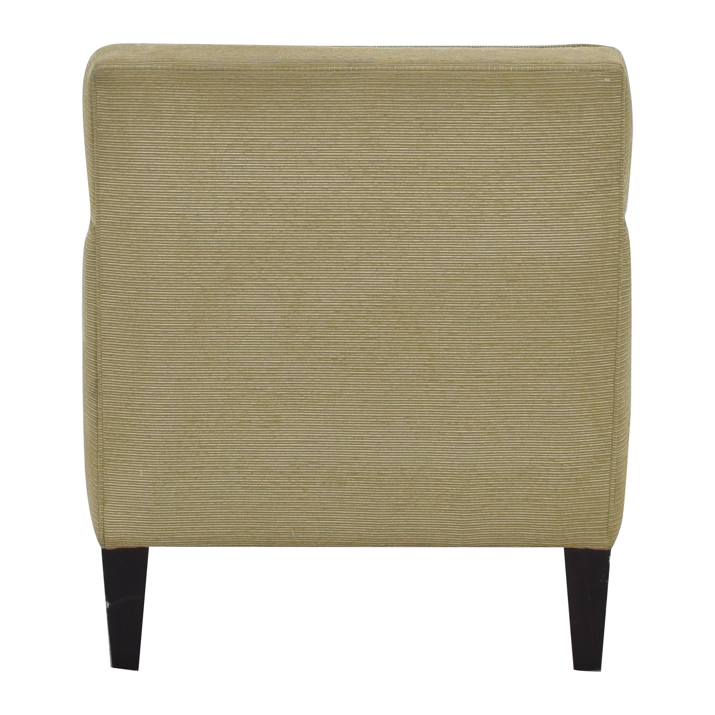 Crate & Barrel Crate & Barrel Rochelle Chair pa