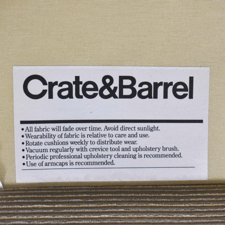 Crate & Barrel Crate & Barrel Rochelle Chair second hand