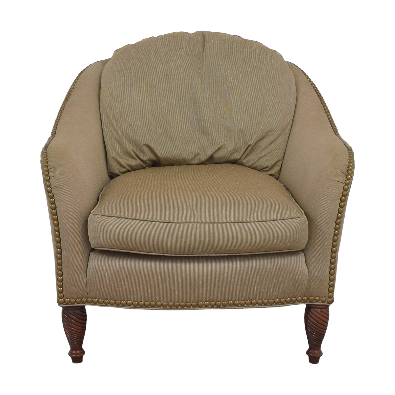 Sherrill Furniture Sherrill Nailhead Club Chair nyc