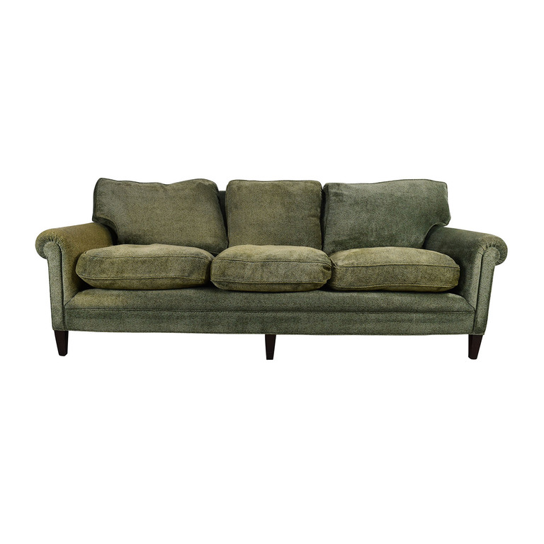 George Smith George Smith Classic English Style Sofa dimensions