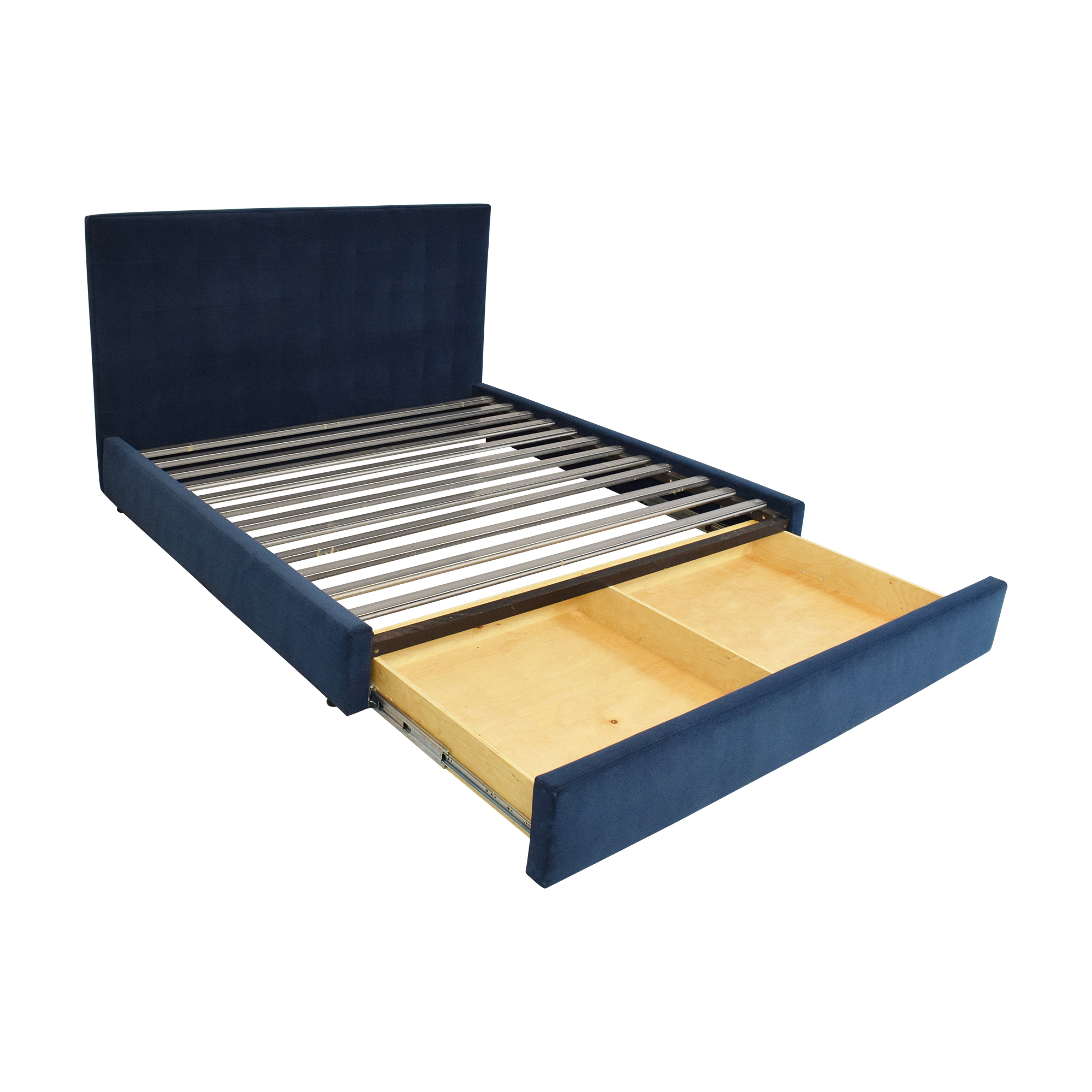 buy Room & Board Avery King Bed with Storage Drawer Room & Board