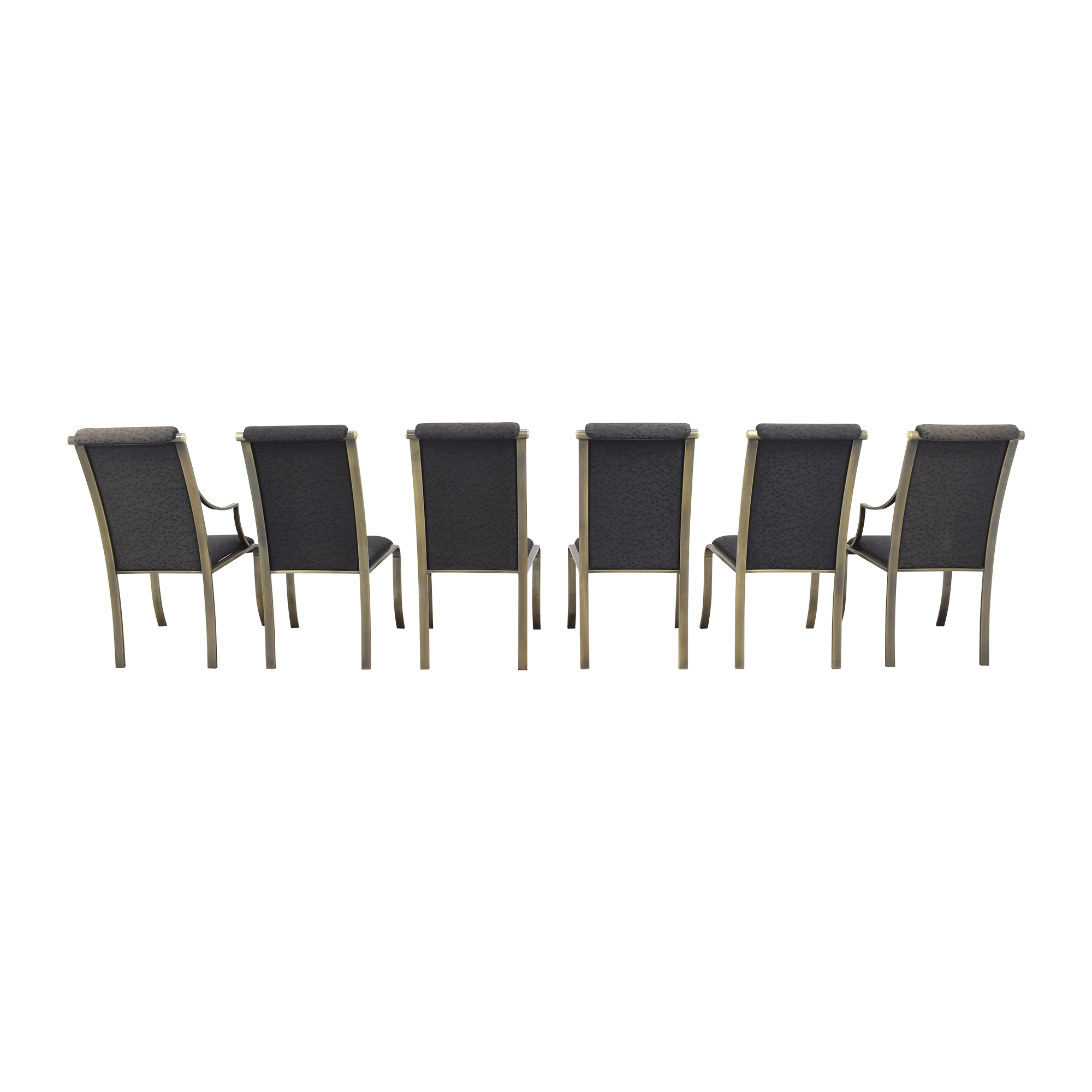Design Institute America Design Institute America High Back Dining Chairs dimensions