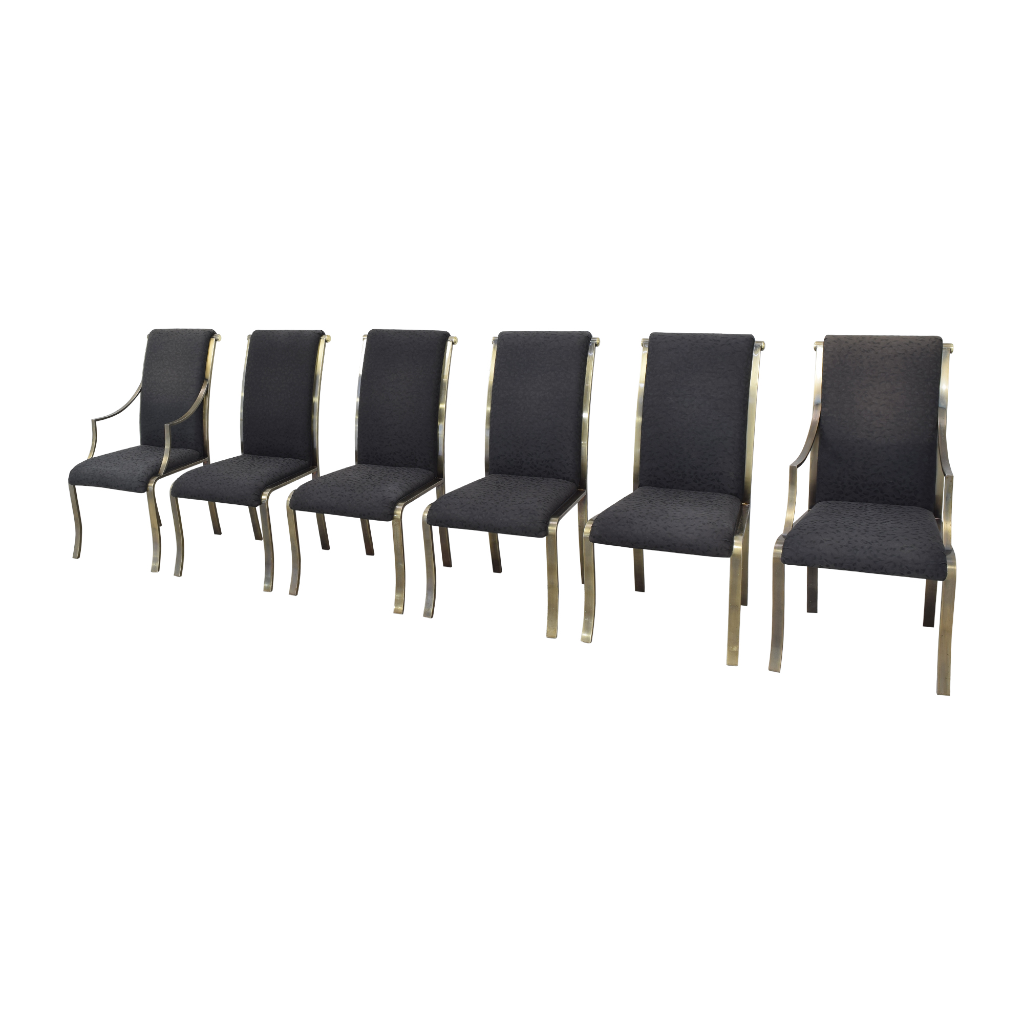 Design Institute America Design Institute America High Back Dining Chairs nyc