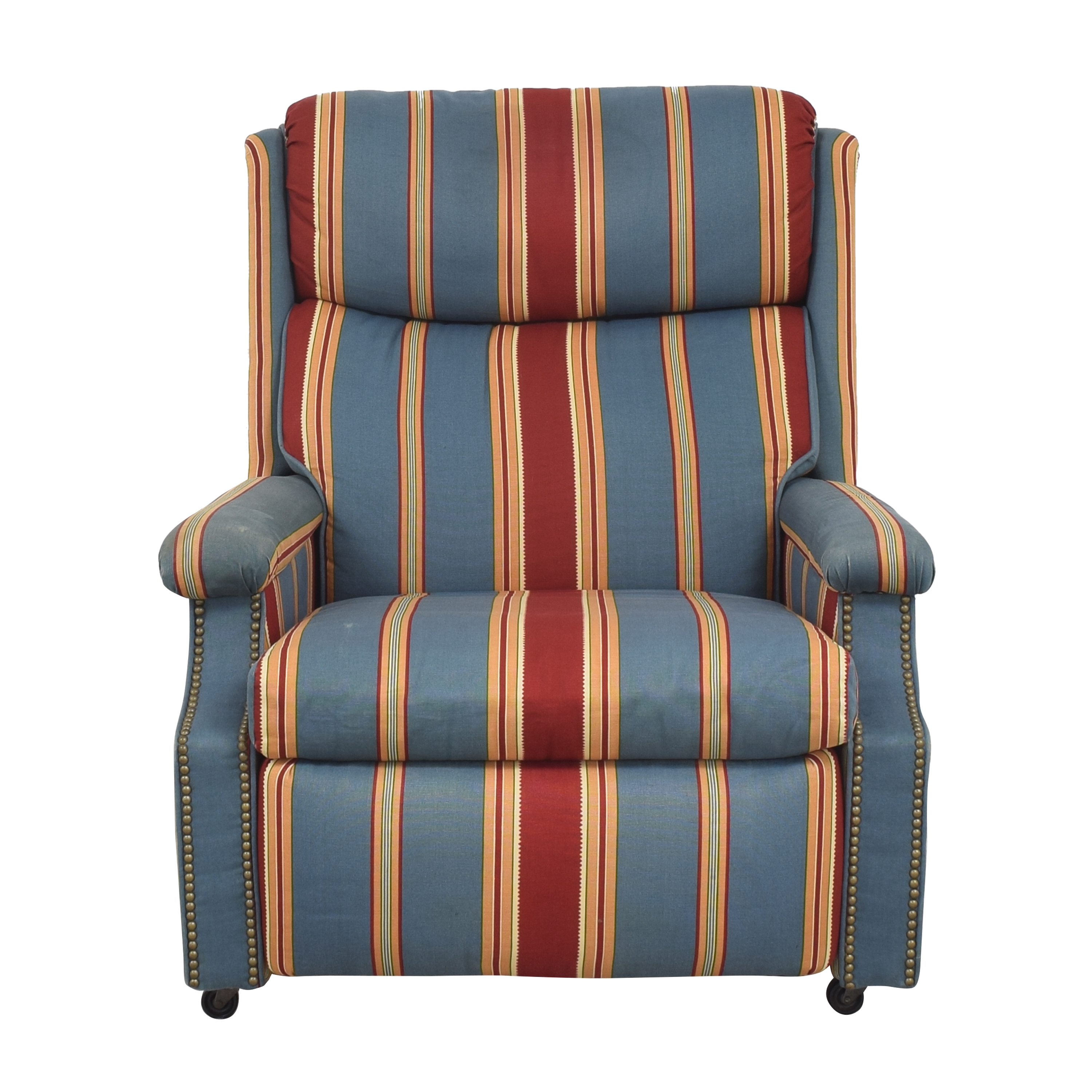 shop Barcalounger Barcalounger Striped Recliner online