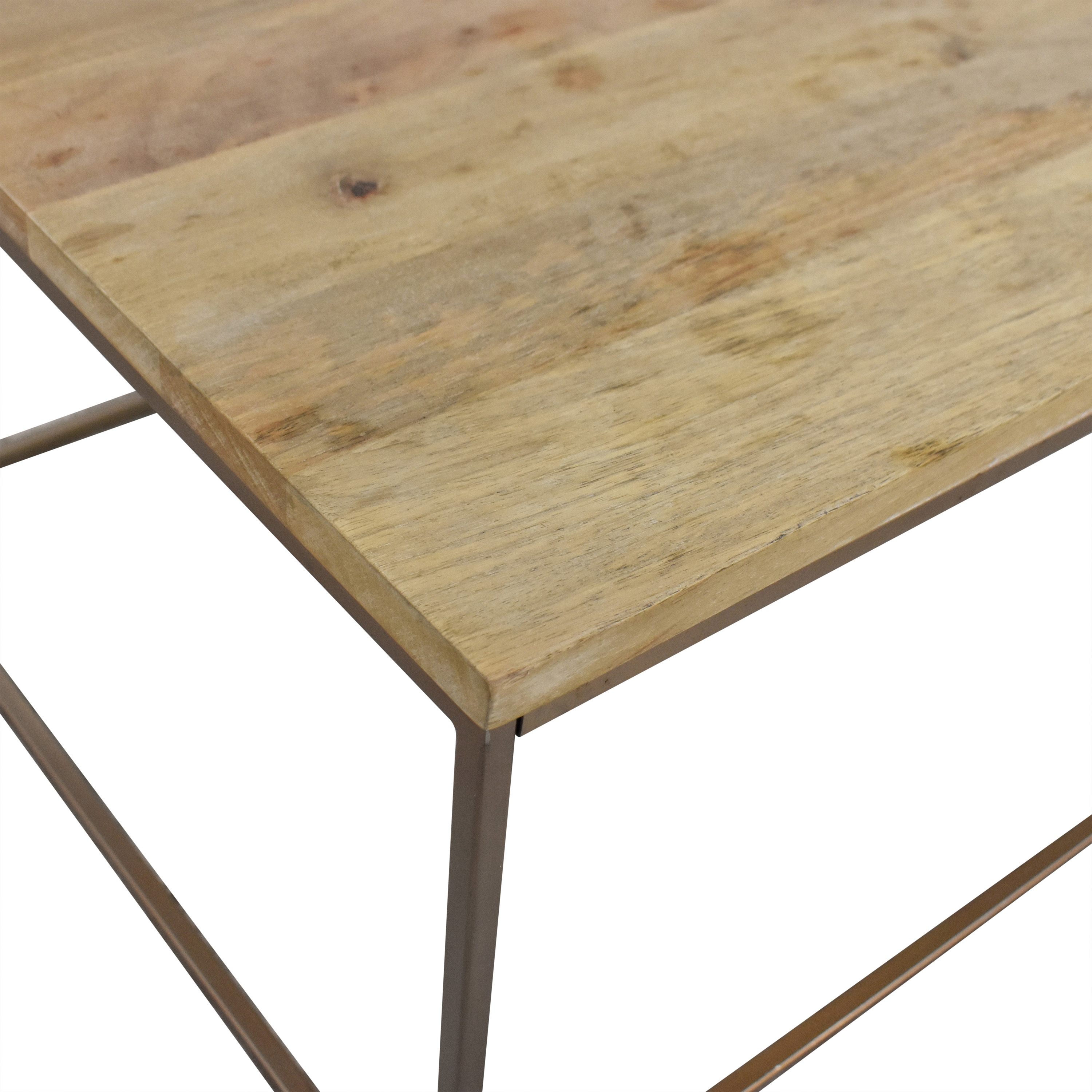West Elm West Elm Streamline Coffee Table pa
