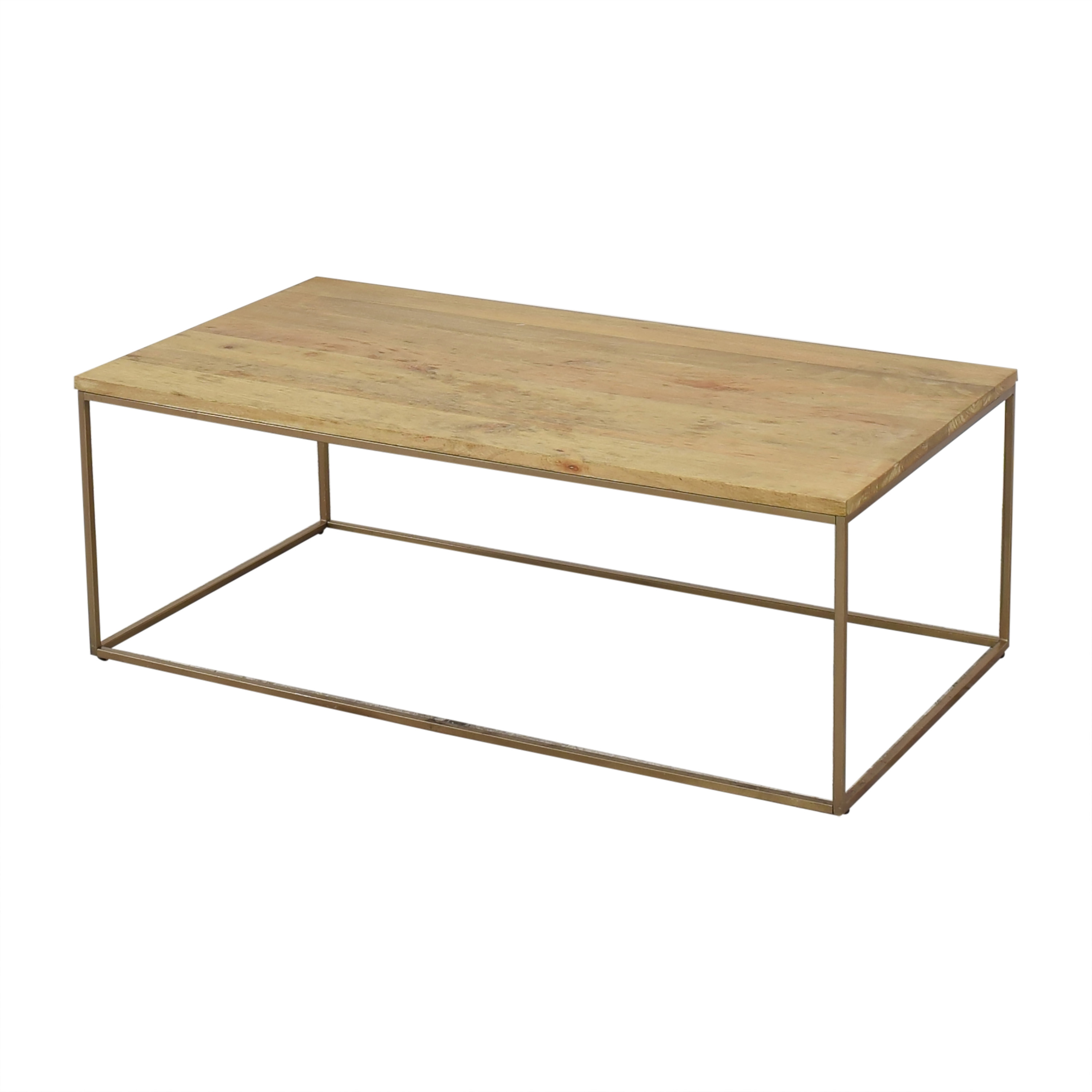 buy West Elm Streamline Coffee Table West Elm Coffee Tables