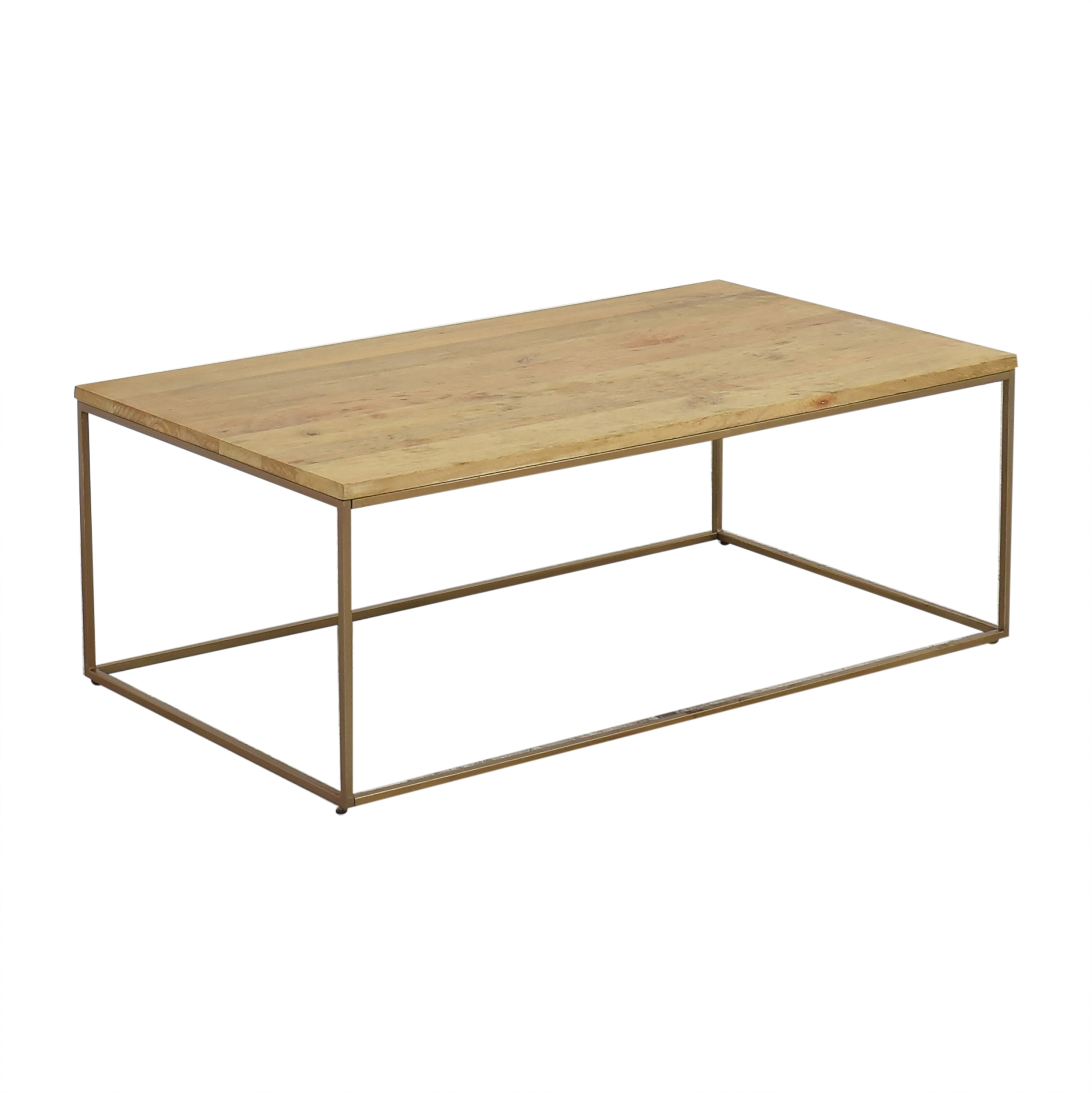 West Elm West Elm Streamline Coffee Table ct