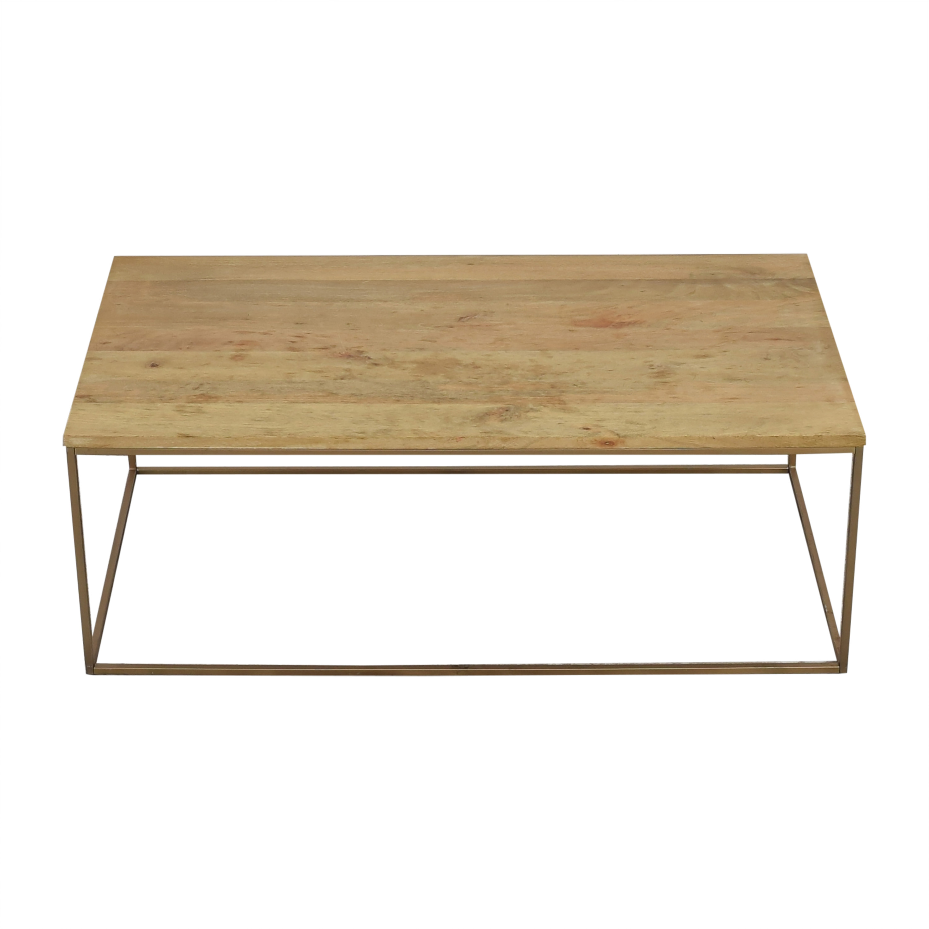 West Elm West Elm Streamline Coffee Table second hand