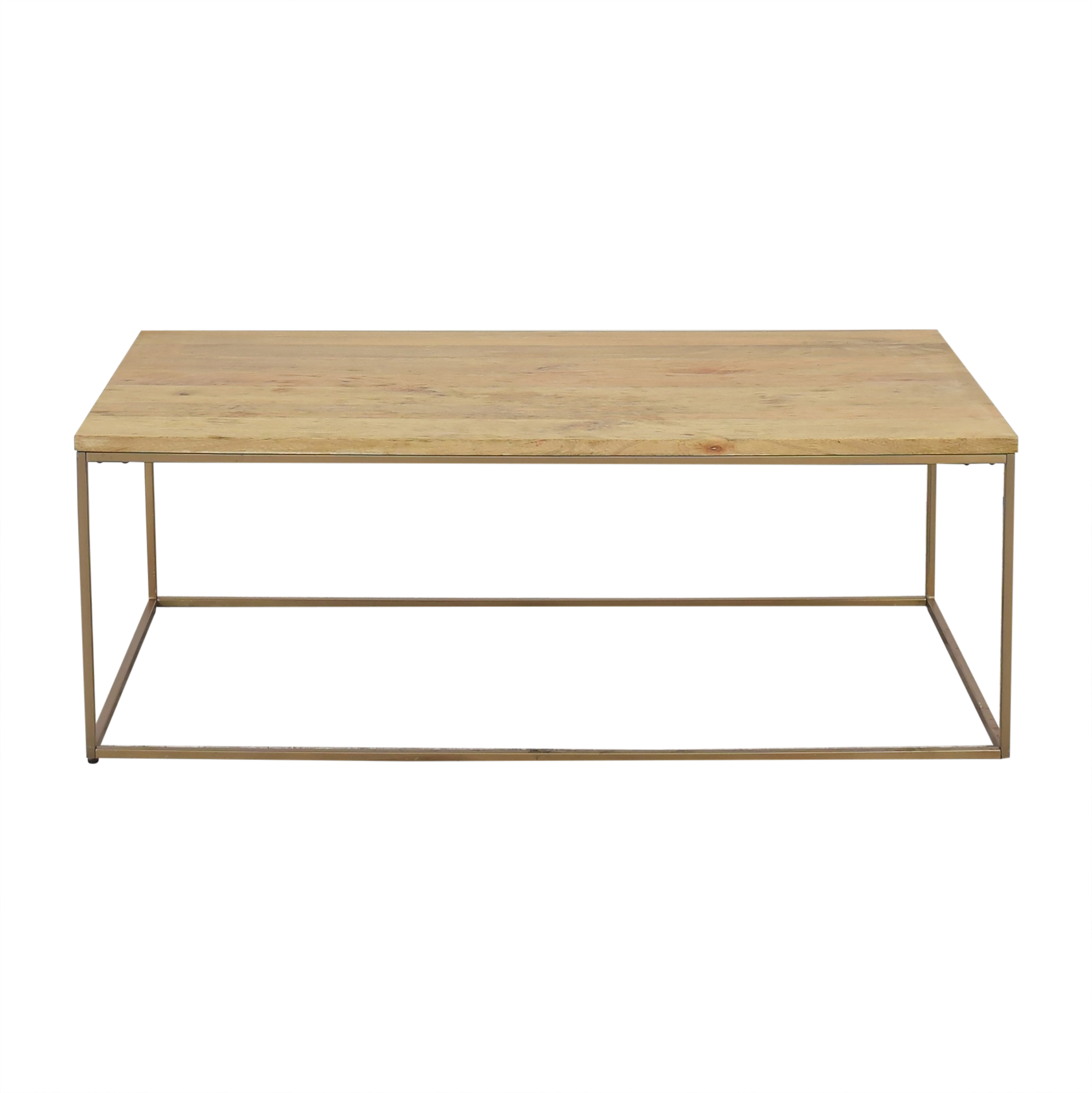 West Elm West Elm Streamline Coffee Table discount