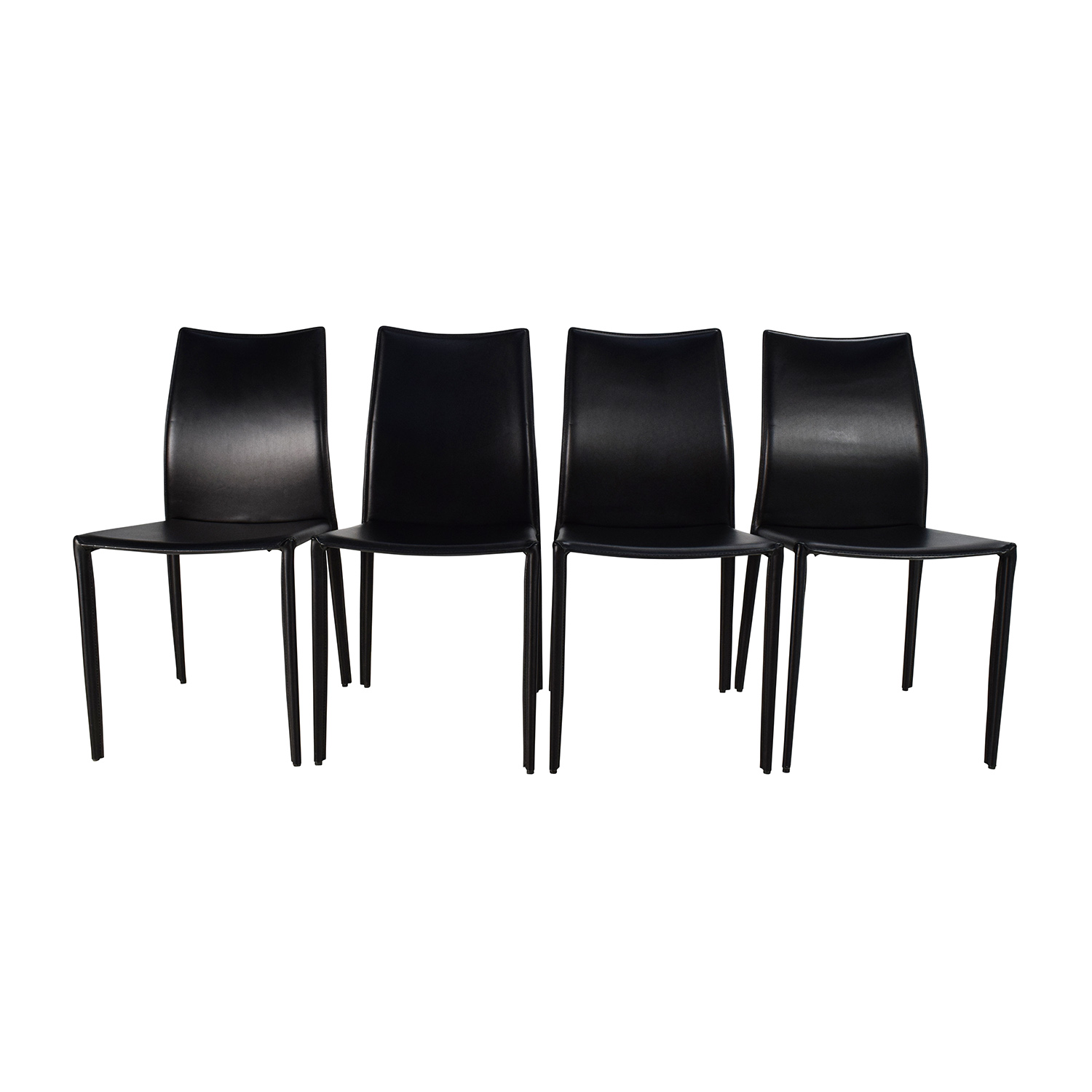 Modani Modani Bellagio Contemporary Dining Chair Set nyc