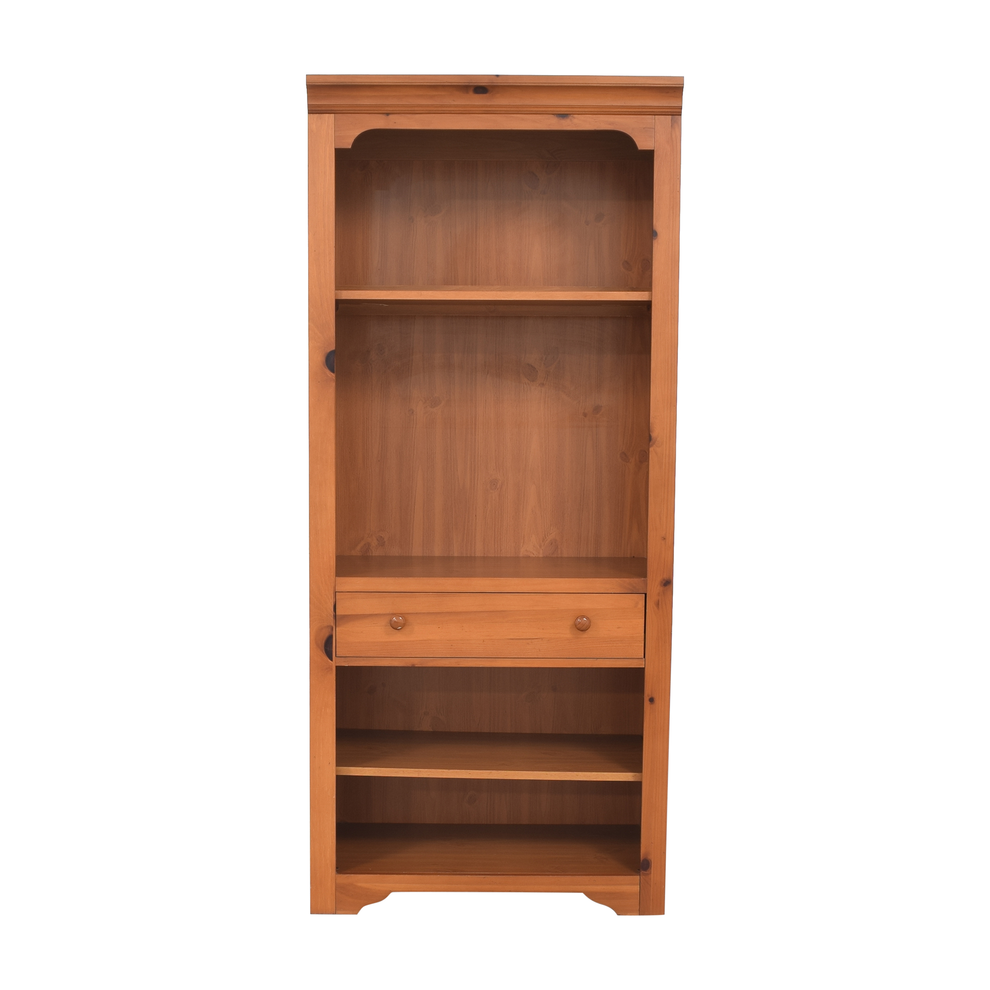 Broyhill Furniture Broyhill Furniture Lighted Bookshelf discount