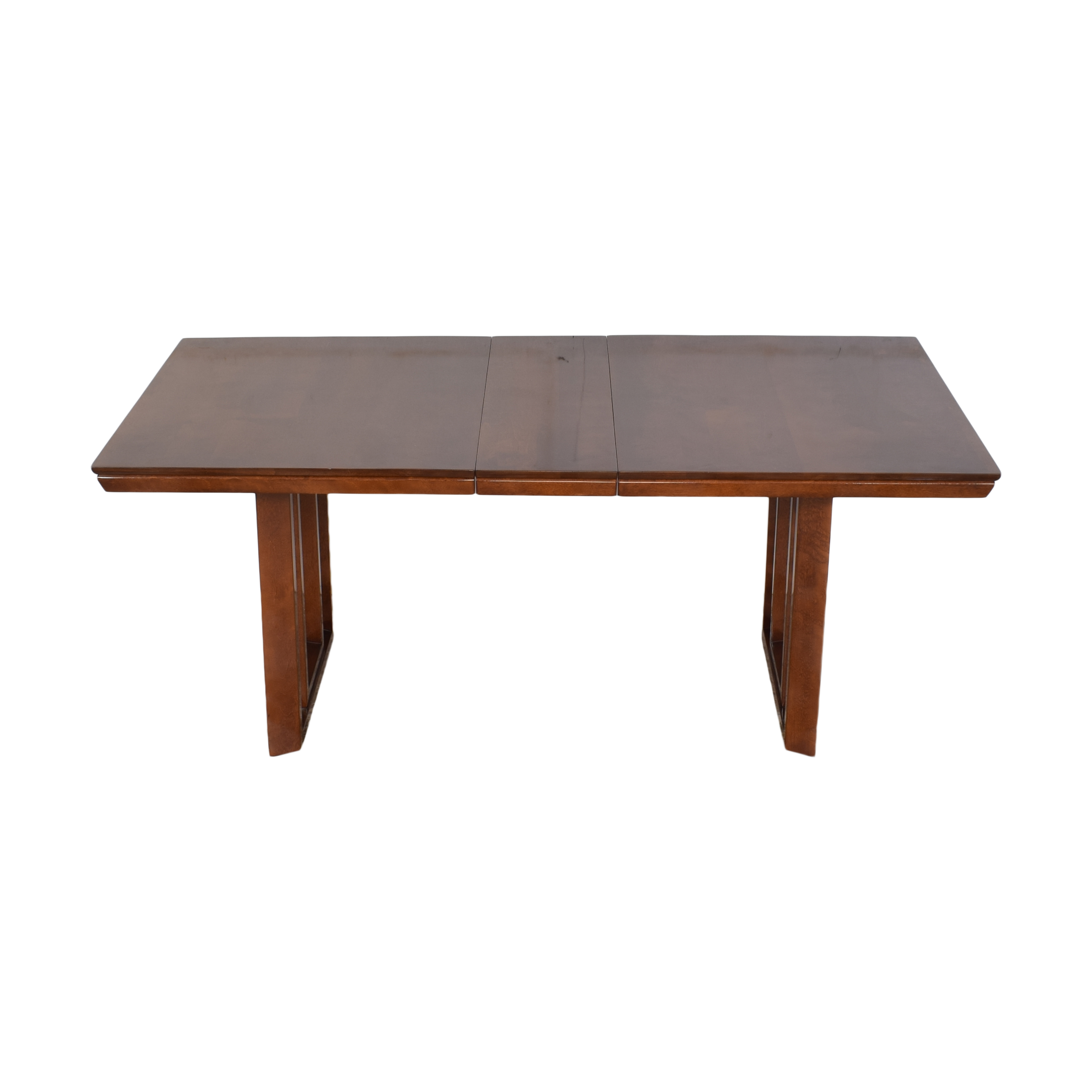 Conant Ball Conant Ball Expandable Dining Table dimensions