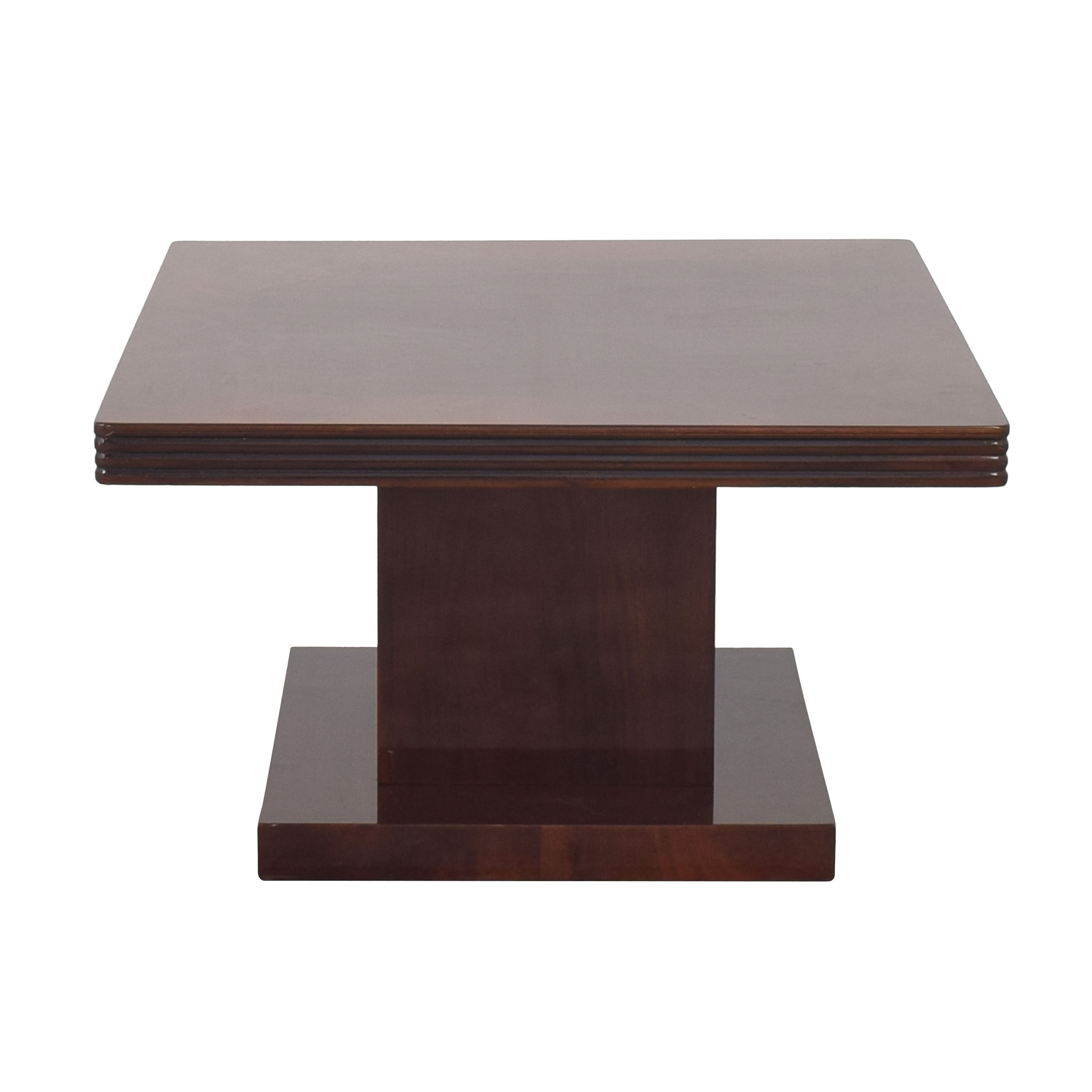 Deco Era Square Coffee Table price