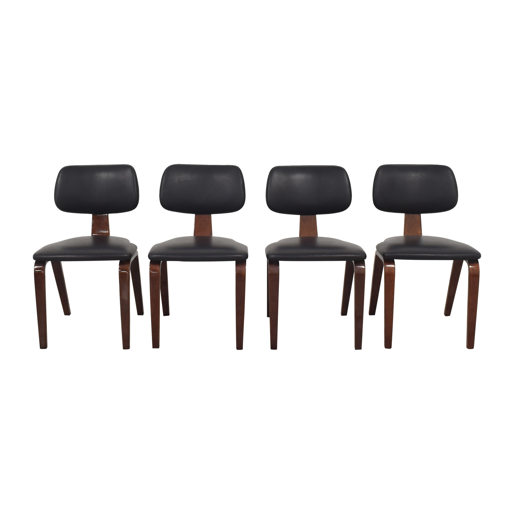 Mid-Century Modern Style Dining Chairs sale