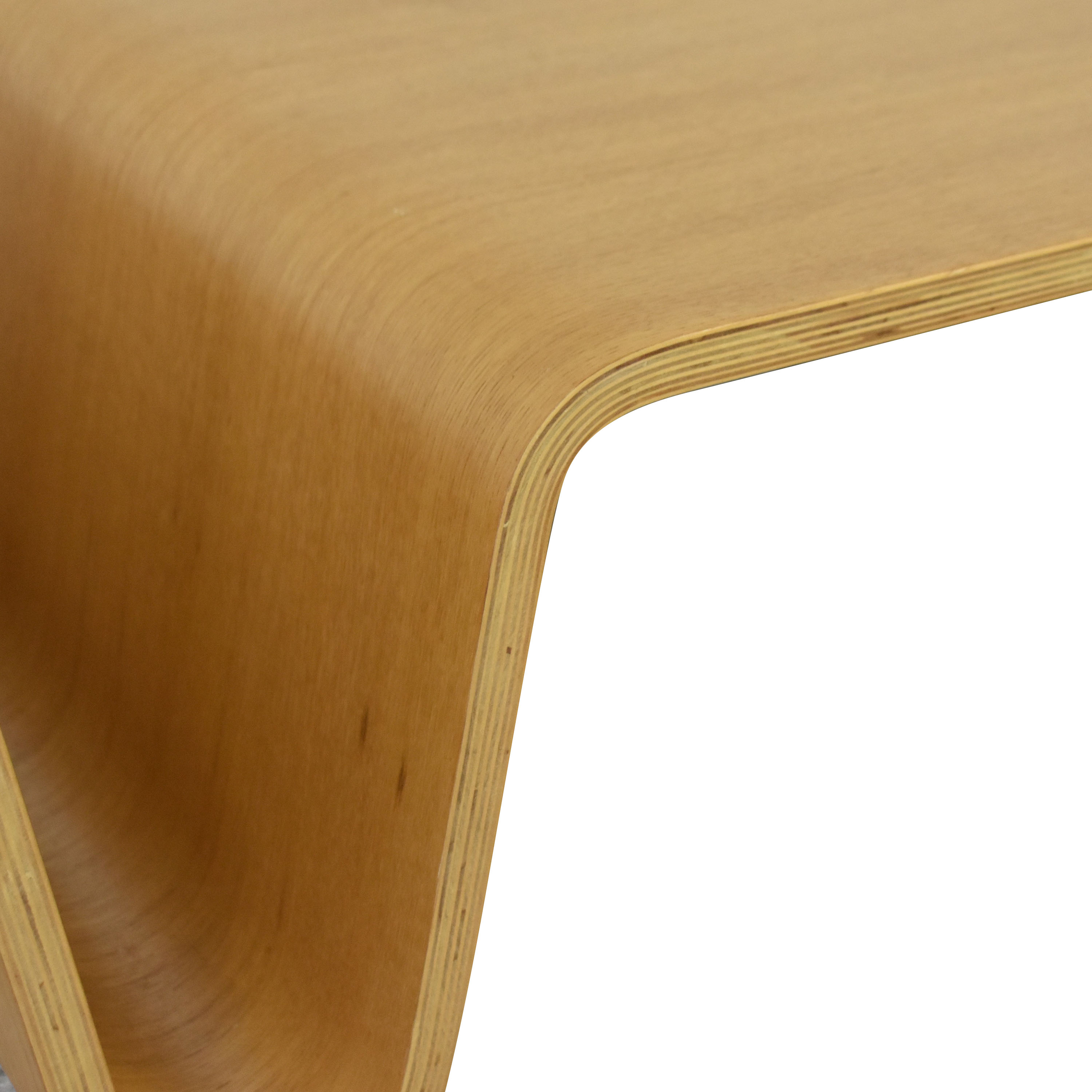 Offi Scando Molded Plywood Coffee Table sale