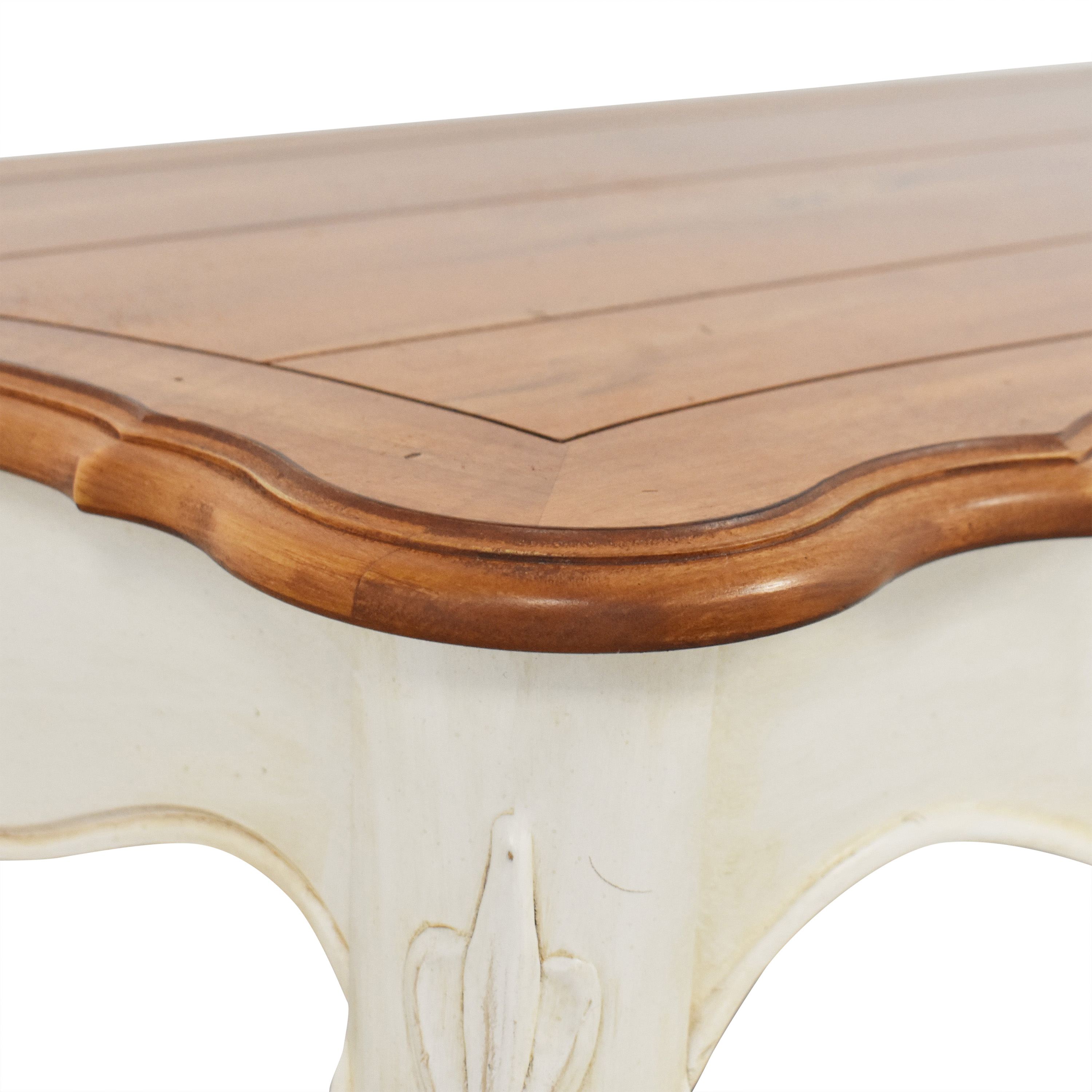 shop Ethan Allen Ethan Allen Country French Legacy Sofa Table online