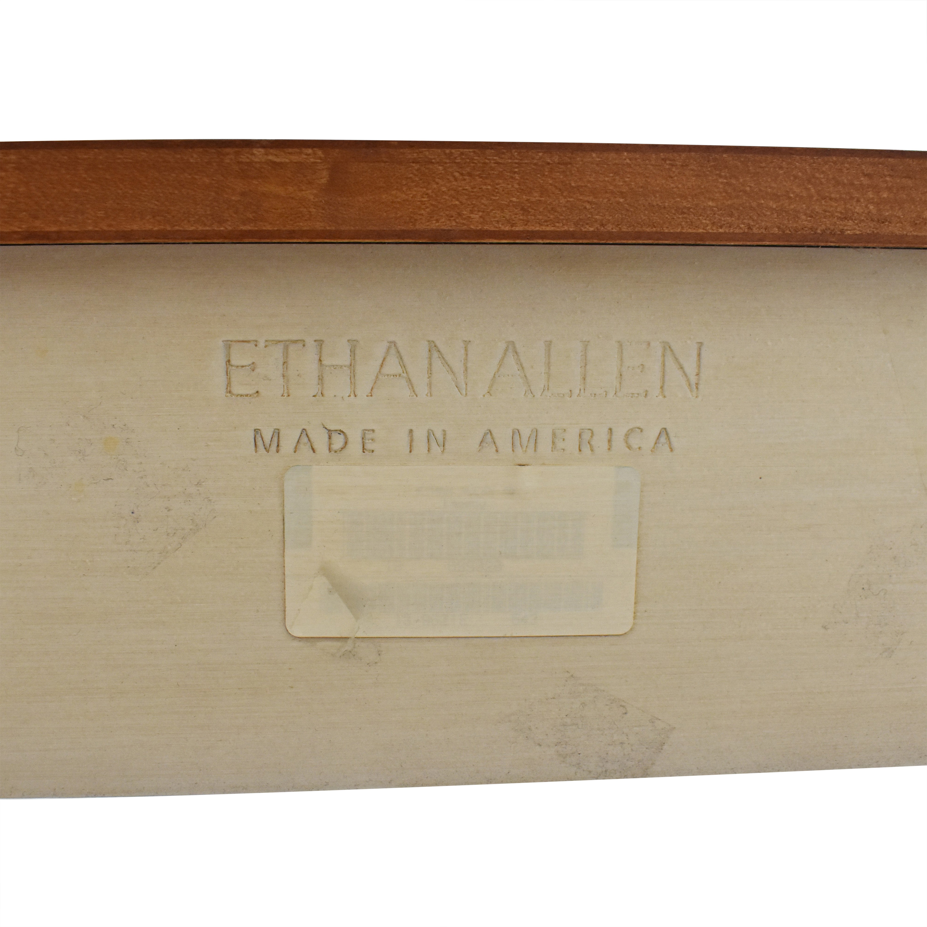 buy Ethan Allen Ethan Allen Country French Legacy Sofa Table online