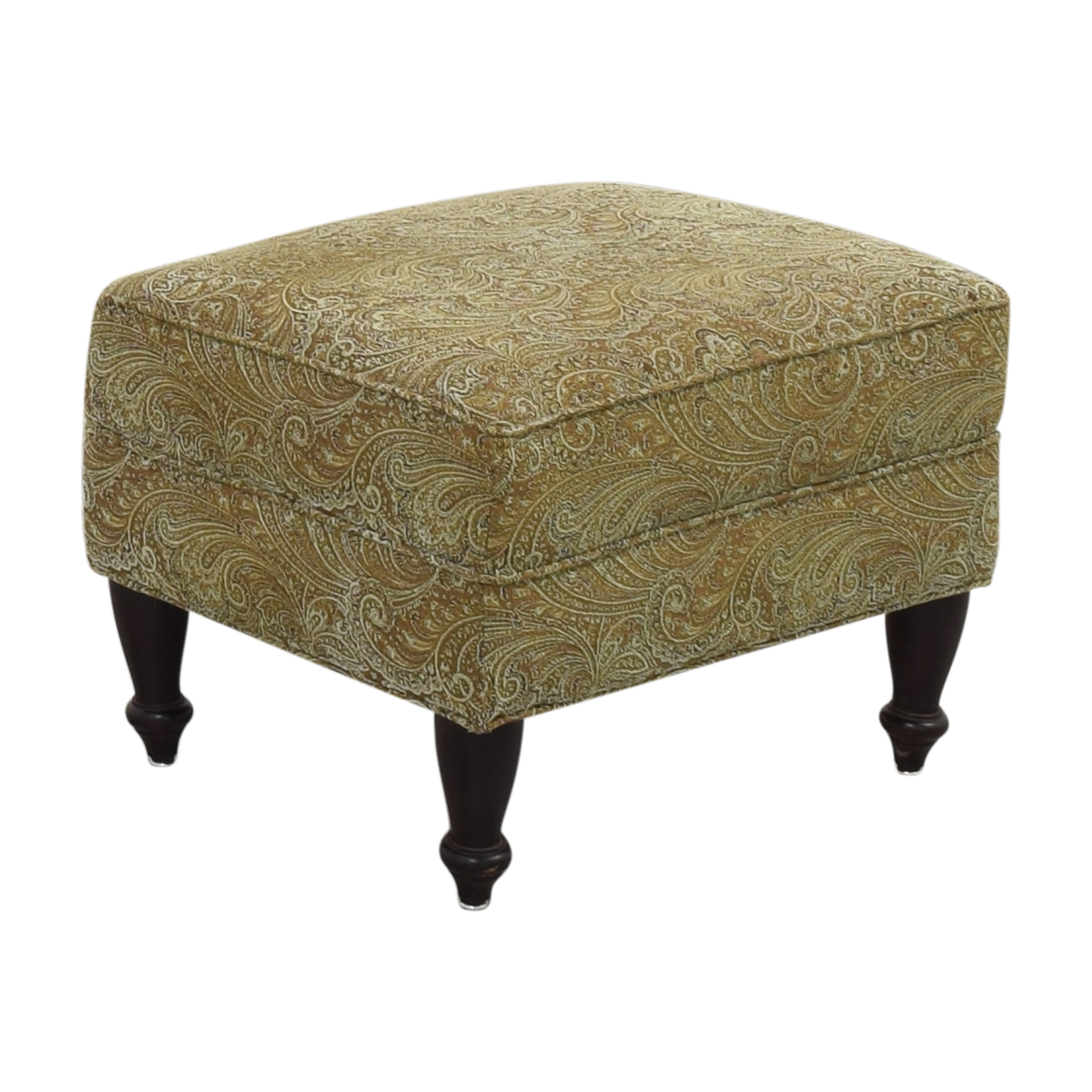 Rowe Furniture Rowe Furniture Upholstered Ottoman coupon