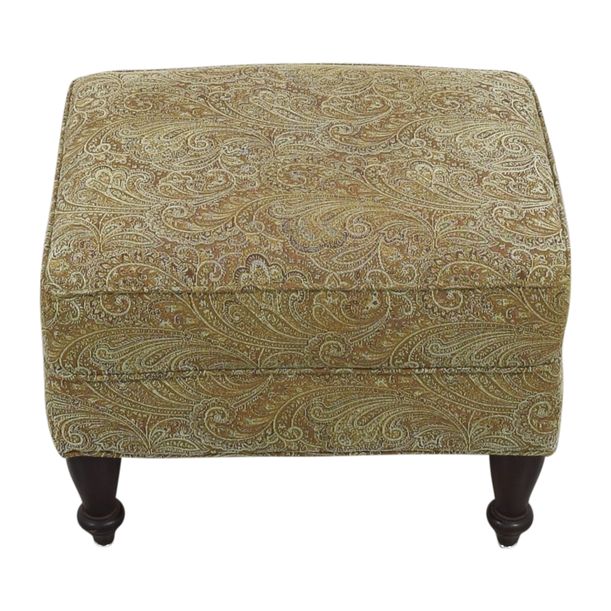 shop Rowe Furniture Upholstered Ottoman Rowe Furniture Chairs