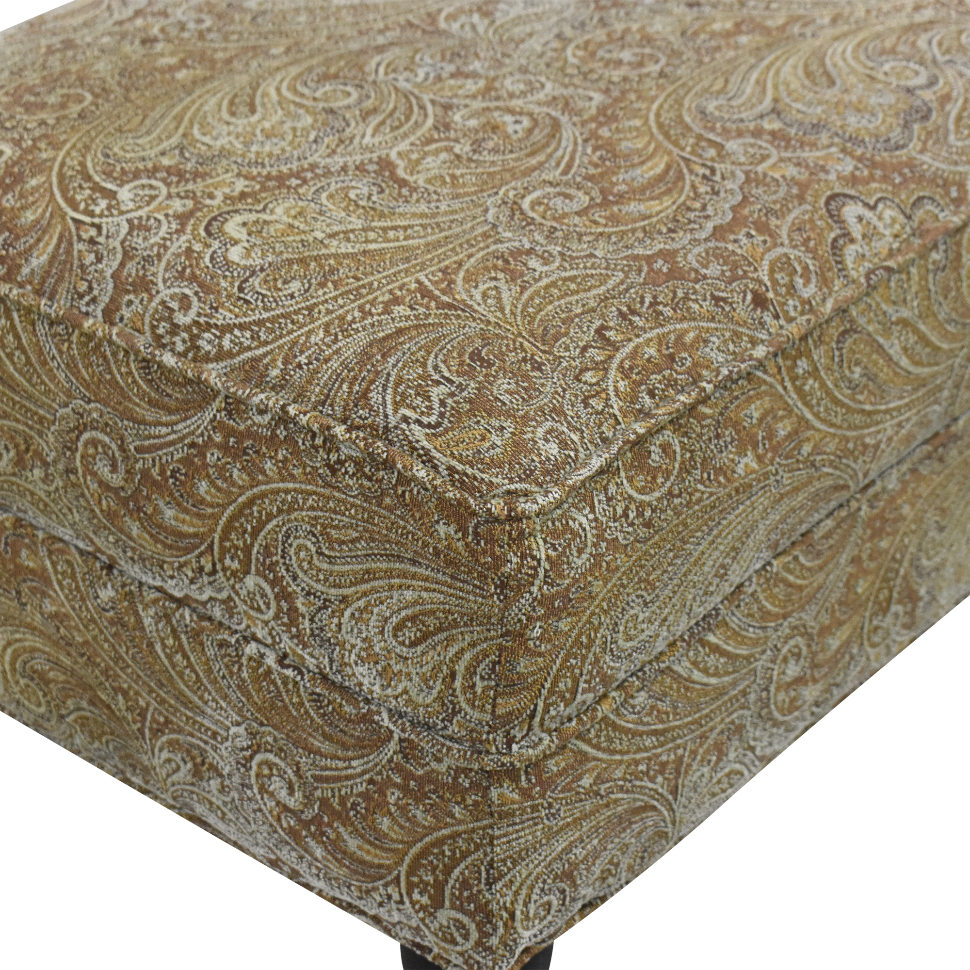 Rowe Furniture Rowe Furniture Upholstered Ottoman ct