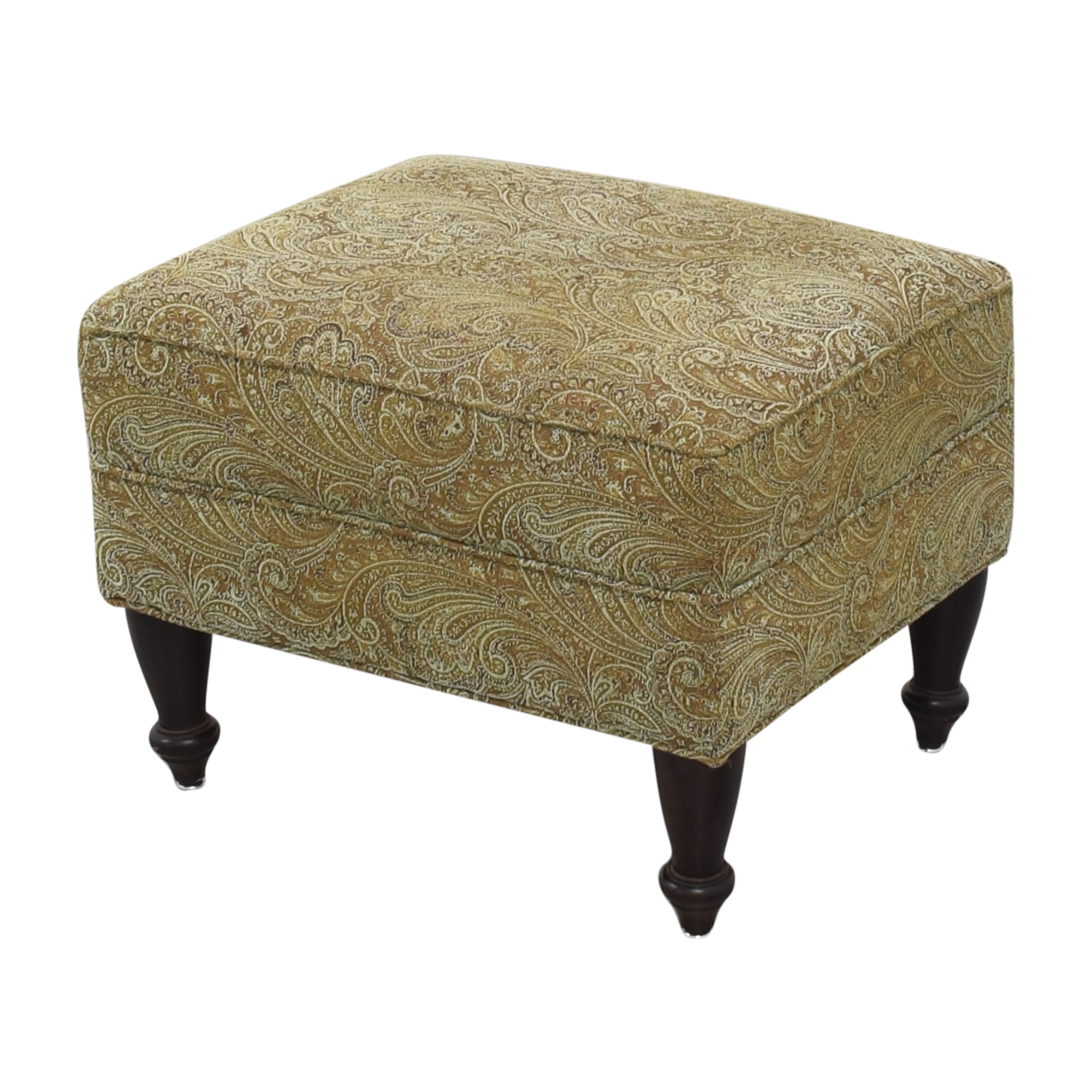 buy Rowe Furniture Upholstered Ottoman Rowe Furniture Chairs