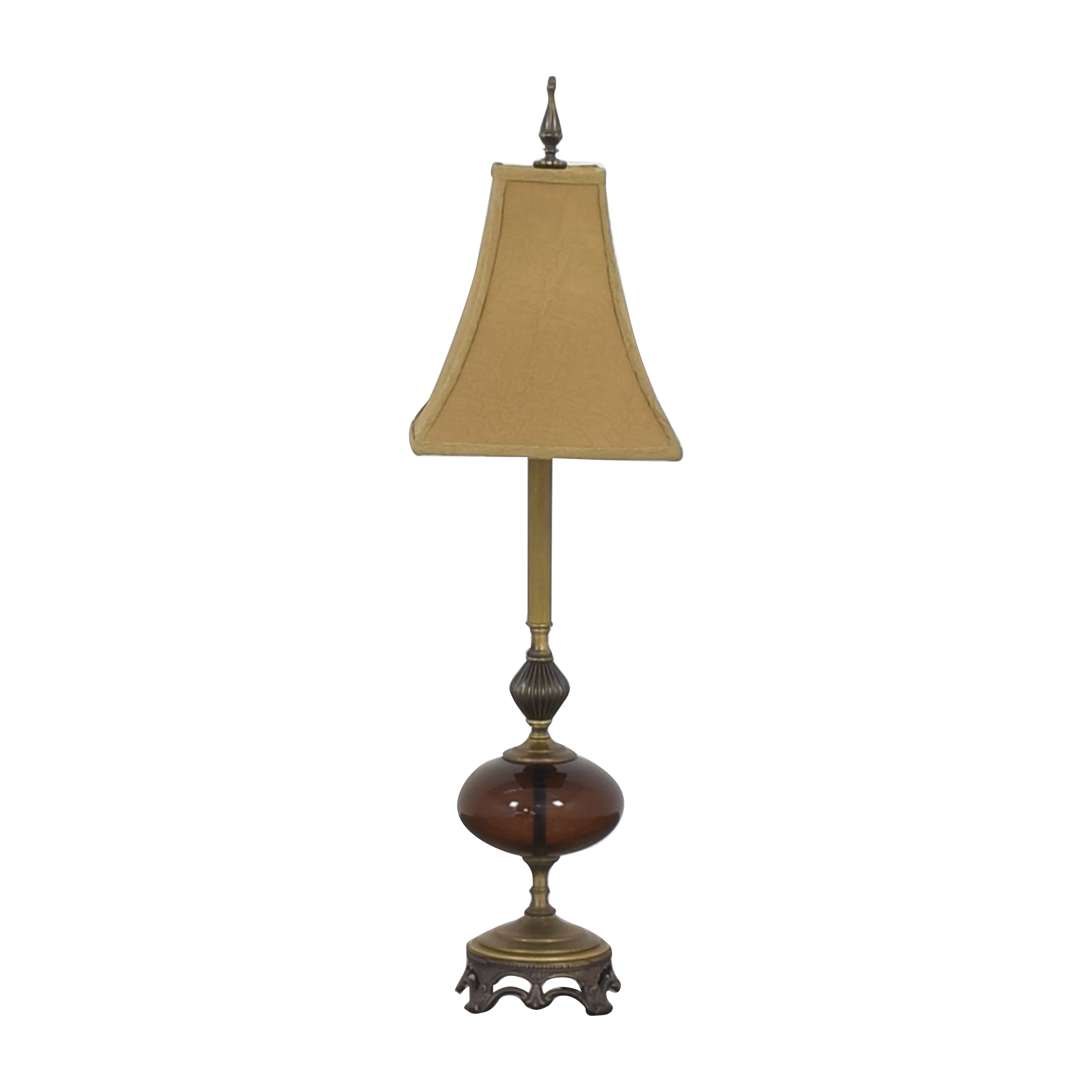 Vintage Style Table Lamp dimensions