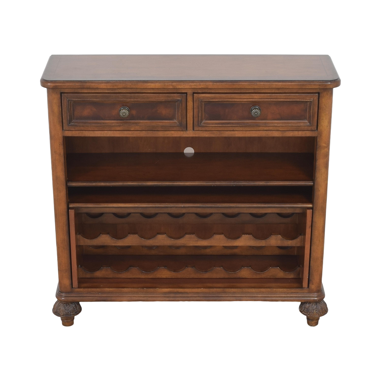 Drexel Heritage Wine Chest Bookcase / Storage