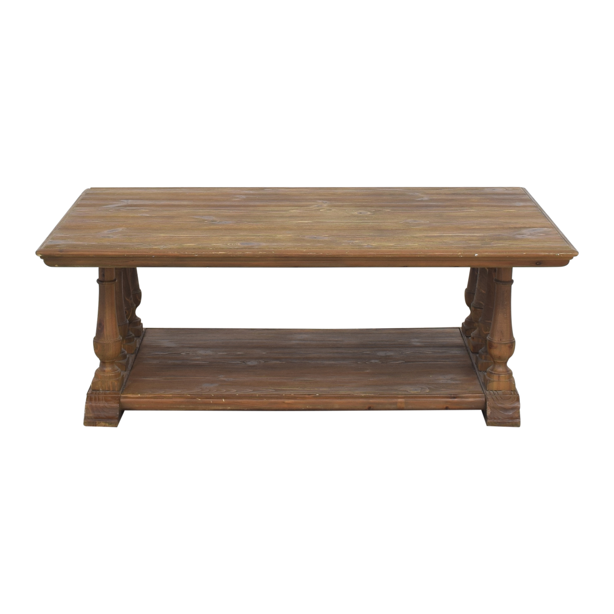 Weathered Coffee Table Tables